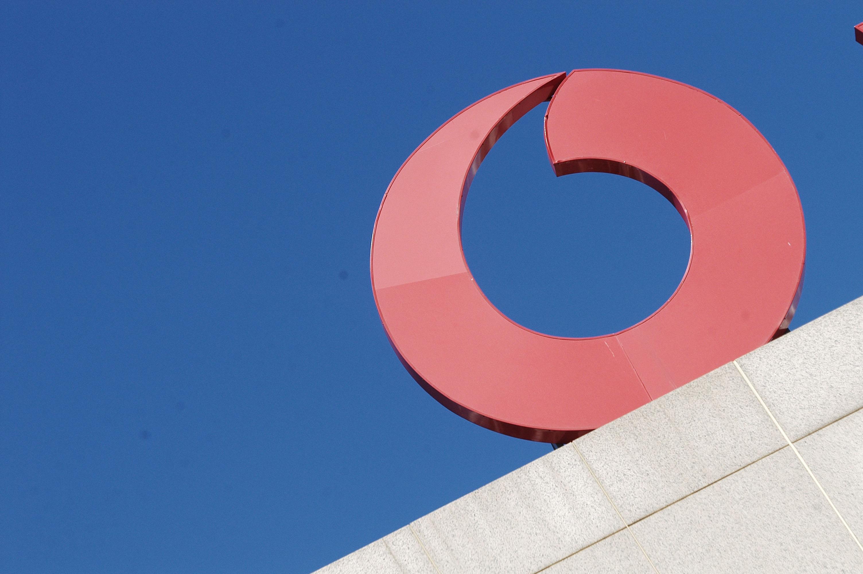 Vodafone factura un 3,5% menos en el primer trimestre de su ejercicio fiscal