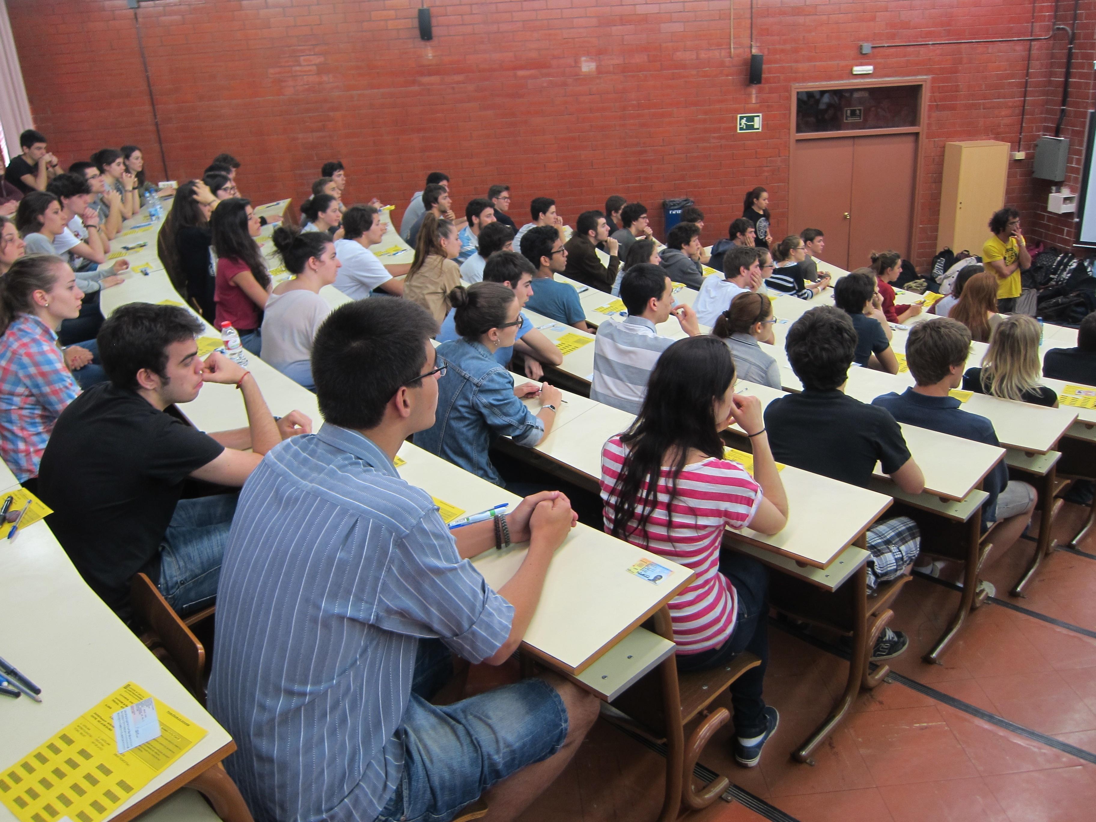 El 88,4% de los alumnos superan la Selectividad en julio, dos puntos más respecto a las pruebas de septiembre