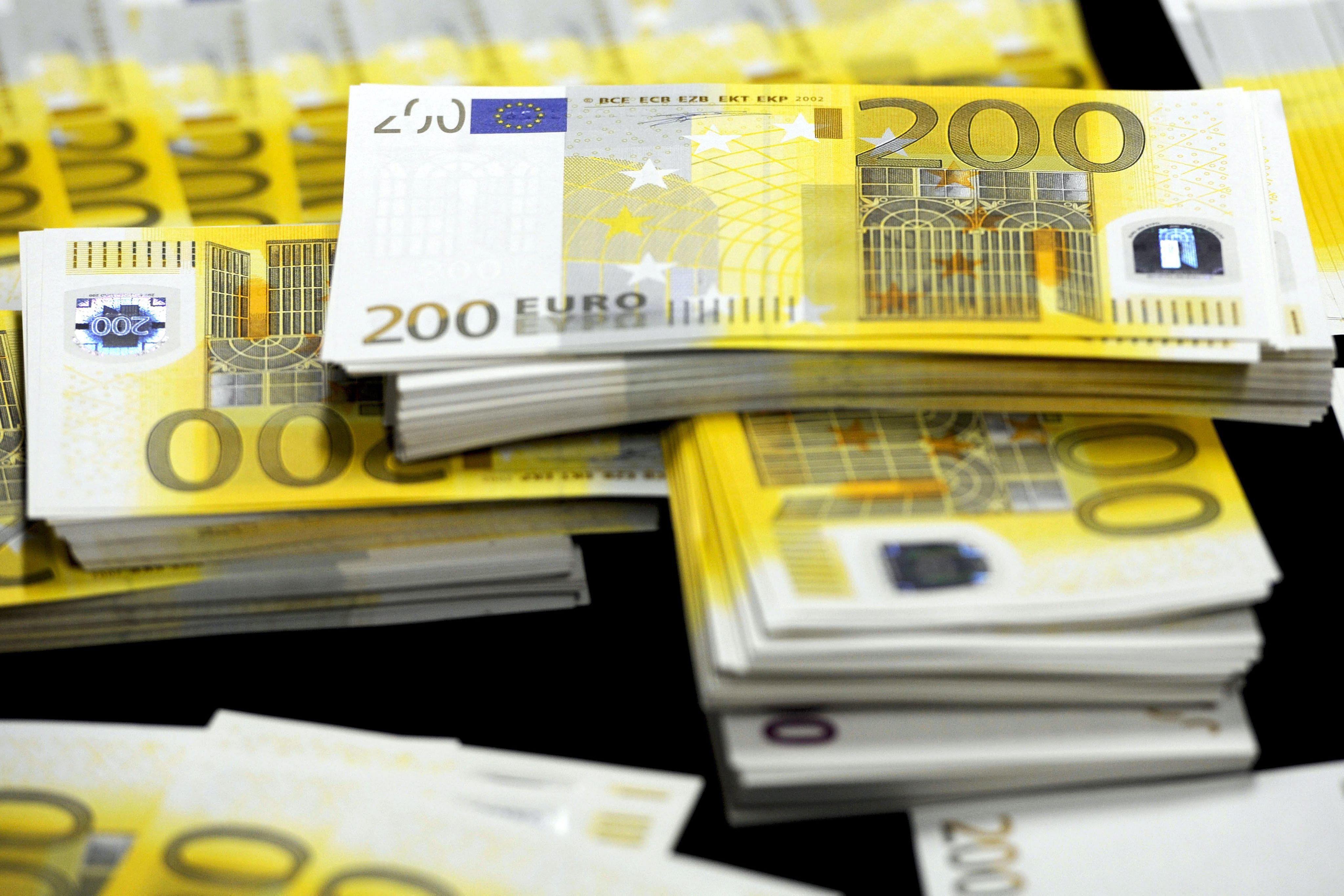 La cifra de billetes falsos sube un 26,3 por ciento en el primer semestre de 2013