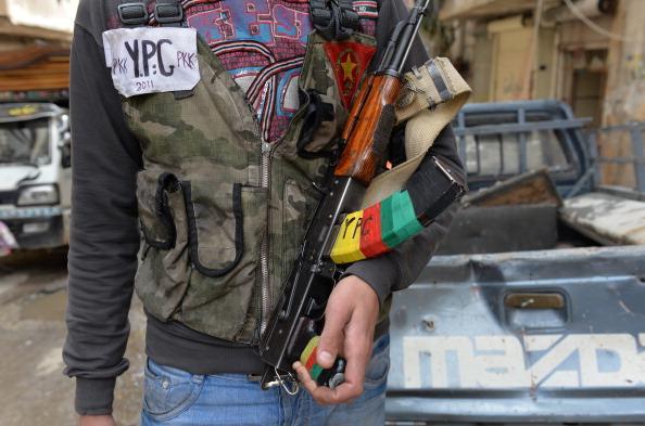 Un grupo armado kurdo se hace con el control de la localidad siria Qasruk