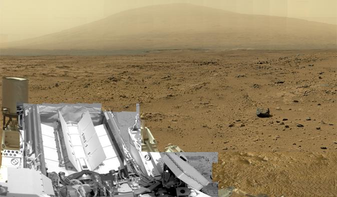 Próxima misión tripulada: Marte