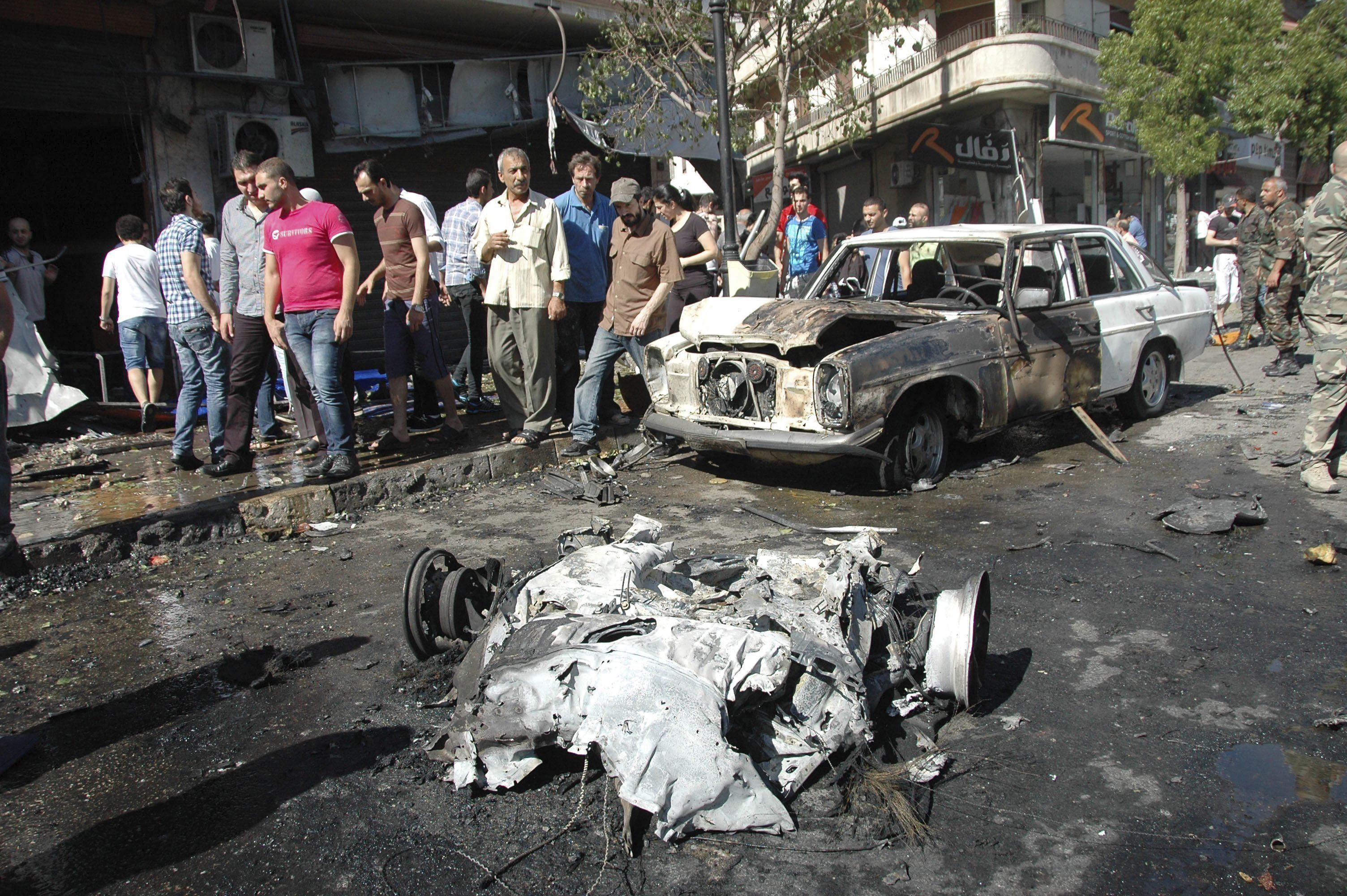 Unas 2.500 personas permanecen atrapadas en Homs sin ayuda humanitaria