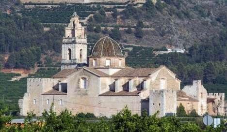 Una muestra recorre «la plenitud del patrimonio valenciano» en el monasterio de Santa María de la Valldigna