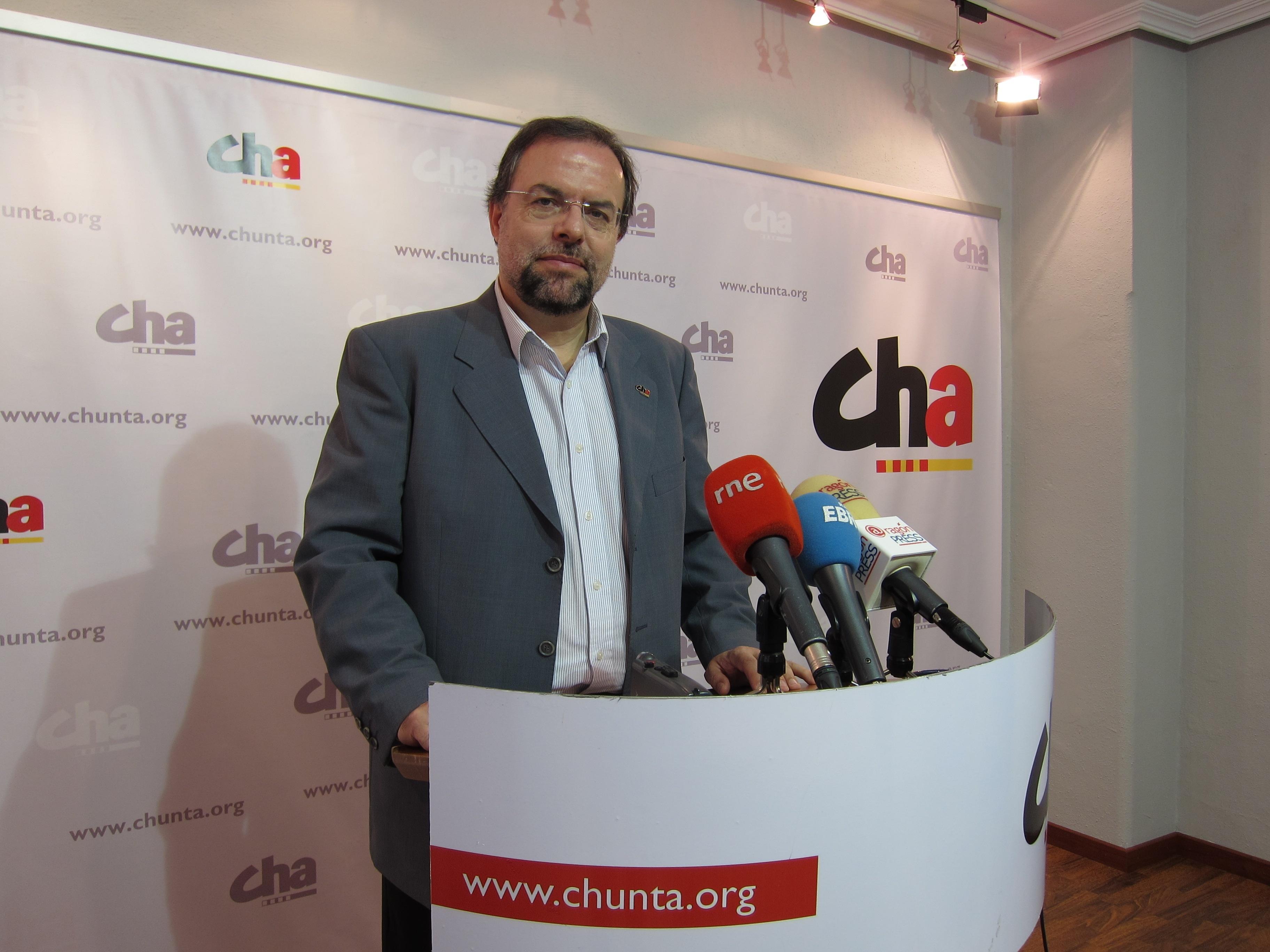 CHA pide en el pleno de la DPZ que se protejan los derechos el pueblo saharaui