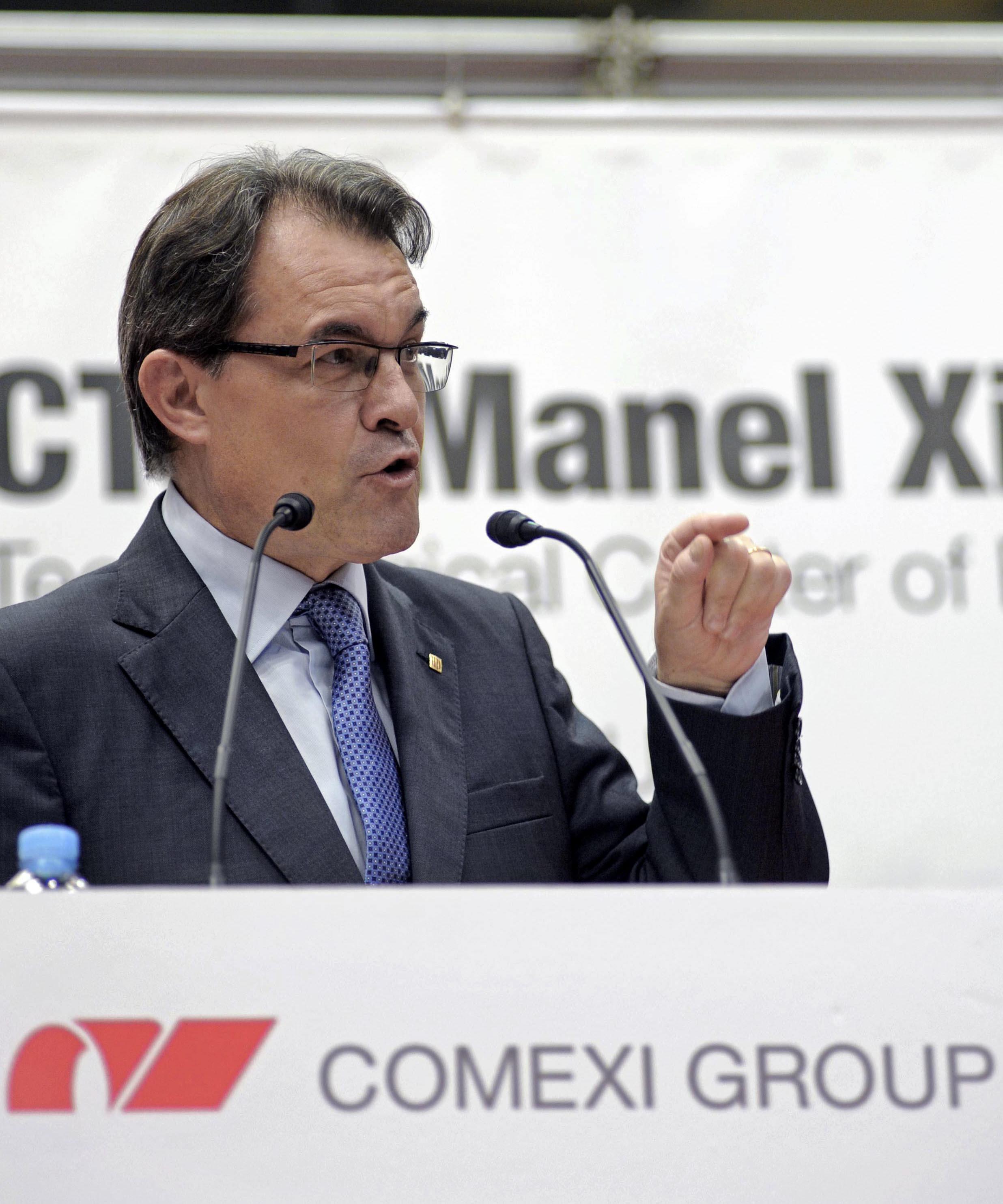 S. Camacho insta al Govern a acatar el déficit y presentar los presupuestos