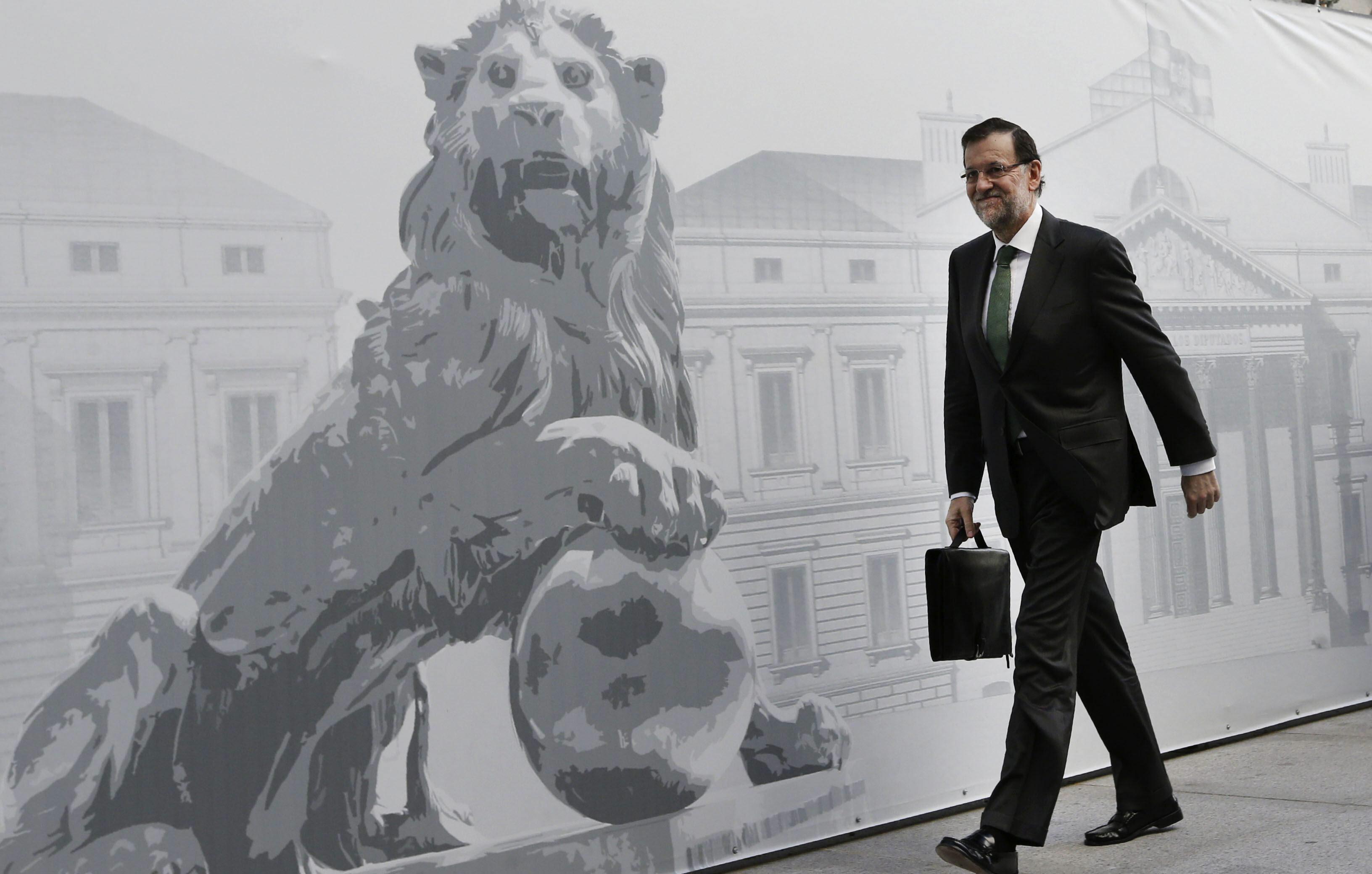 Rajoy anuncia que el paro ha bajado en 340.000 personas