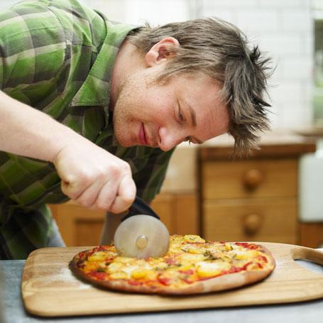 El chef Jamie Oliver gana un juicio contra las hamburguesas de McDonald»s