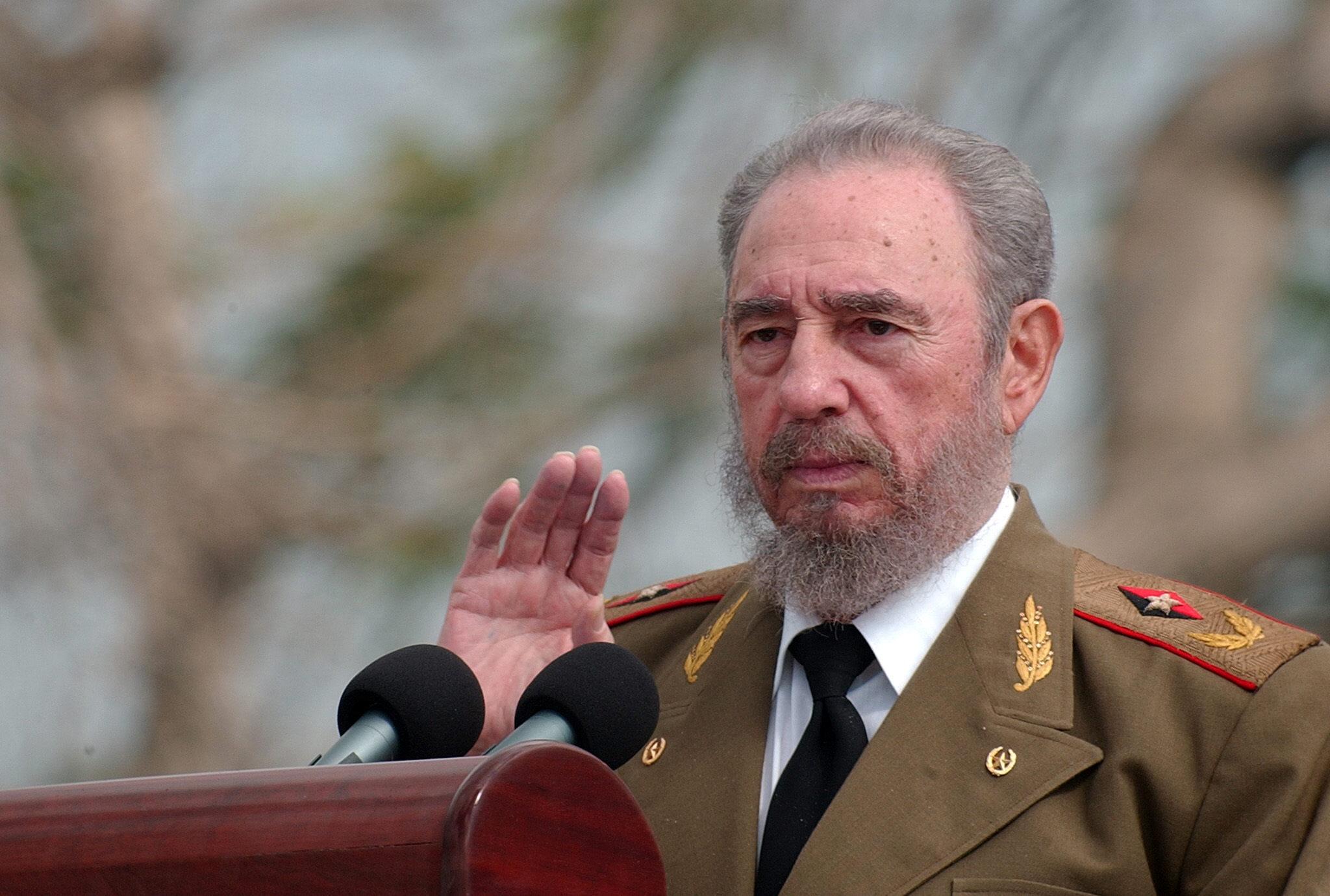 Fidel Castro todavía ostenta el récord del discurso más largo en la ONU