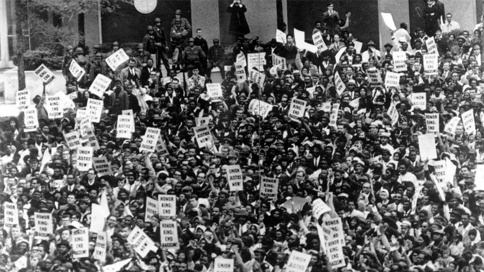 Diez pruebas de la segregación racial en los Estados Unidos en los 50 y 60