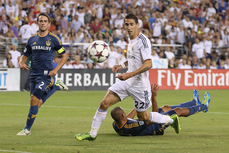 El Galatasaray negocia con Di María su traspaso según la prensa turca