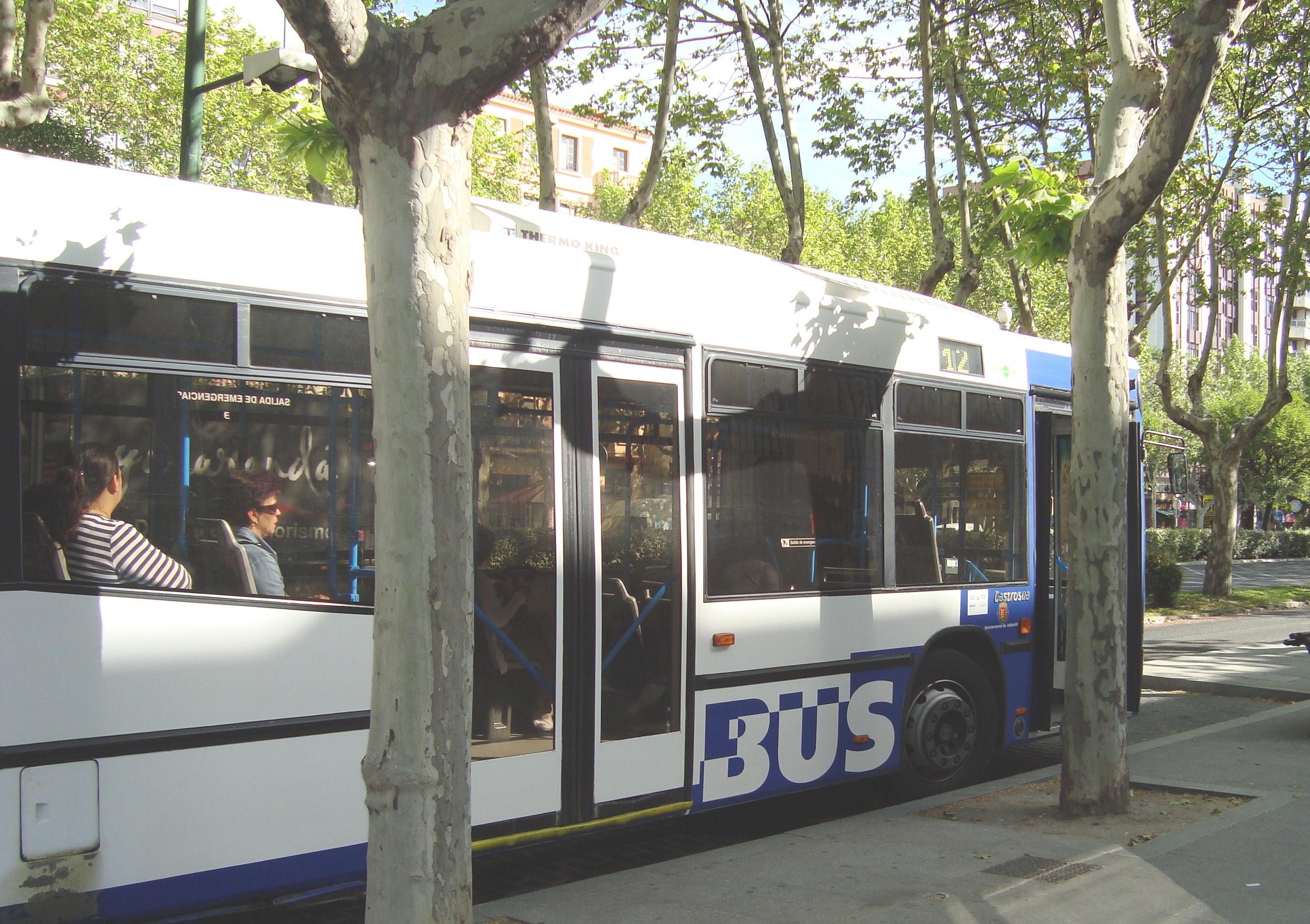 Auvasa fusiona las líneas 5 y 11 de autobús de Valladolid y aumenta el tiempo de su frecuencia a 30 minutos
