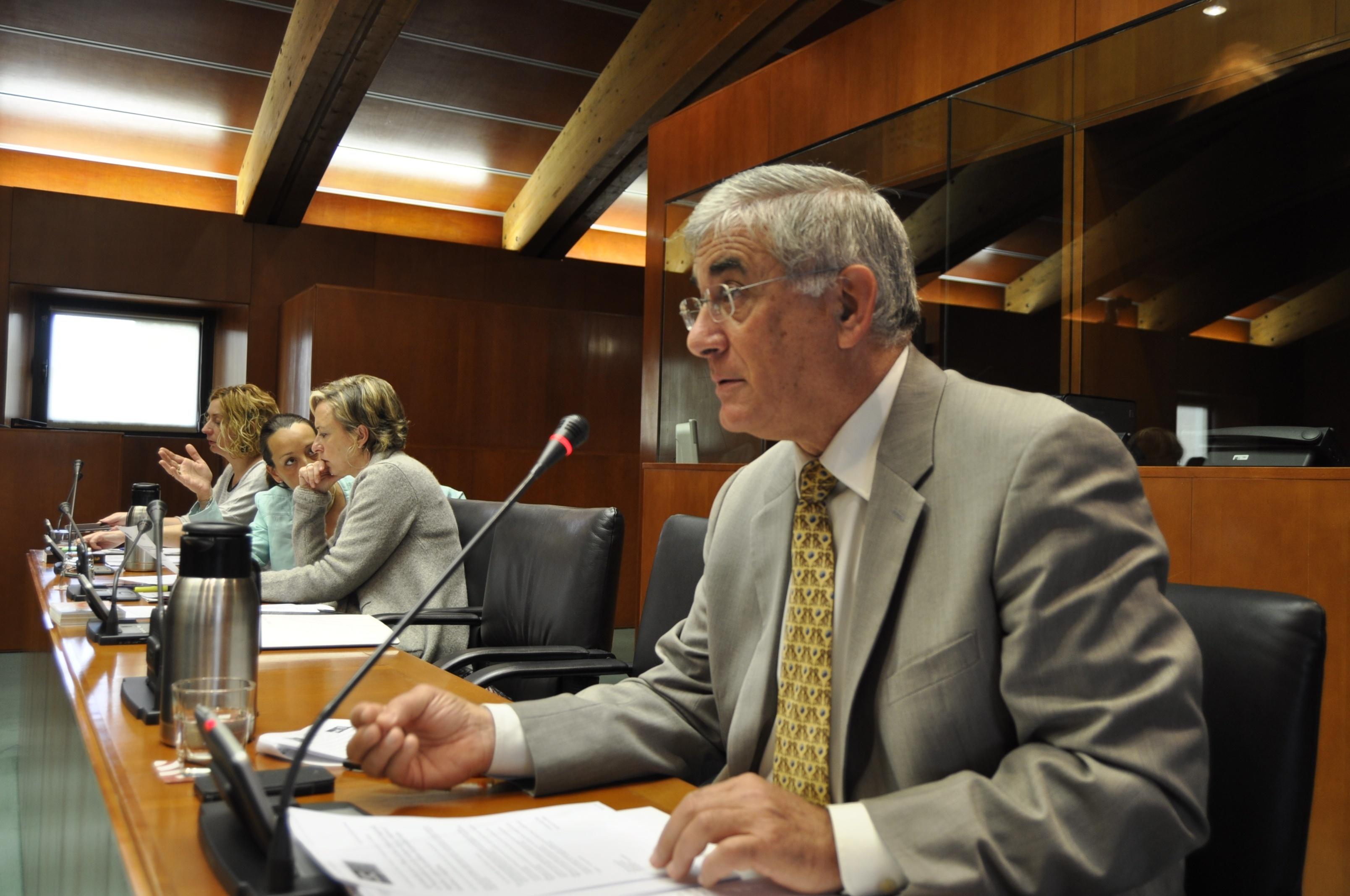 Blasco (PAR) lamenta el accidente mortal de la N-II y pide que se prioricen las obras de desdoblamiento