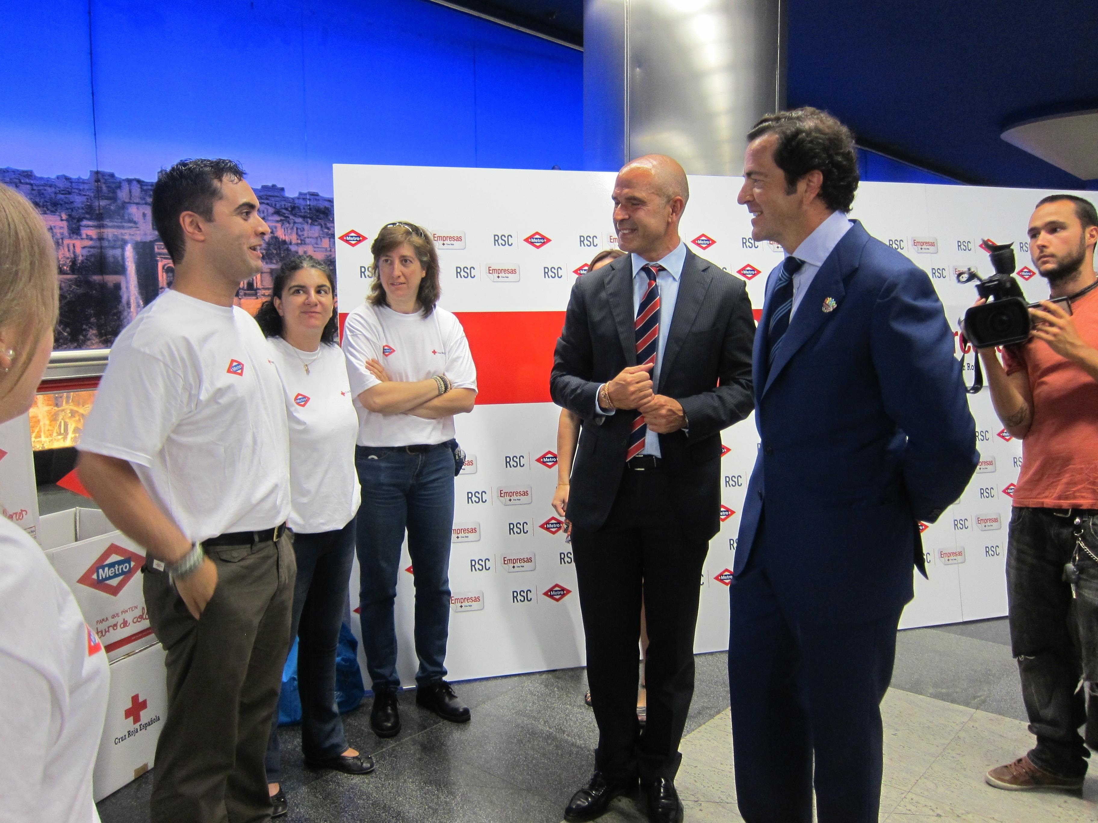 Cavero destaca que el transporte es una de las «fortalezas» de la candidatura para lograr ser sede olímpica