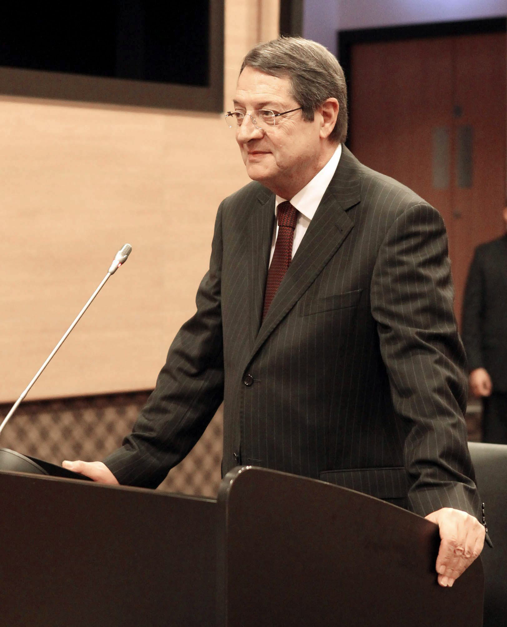 Chipre no considera necesarias las bases británicas en la isla contra Siria