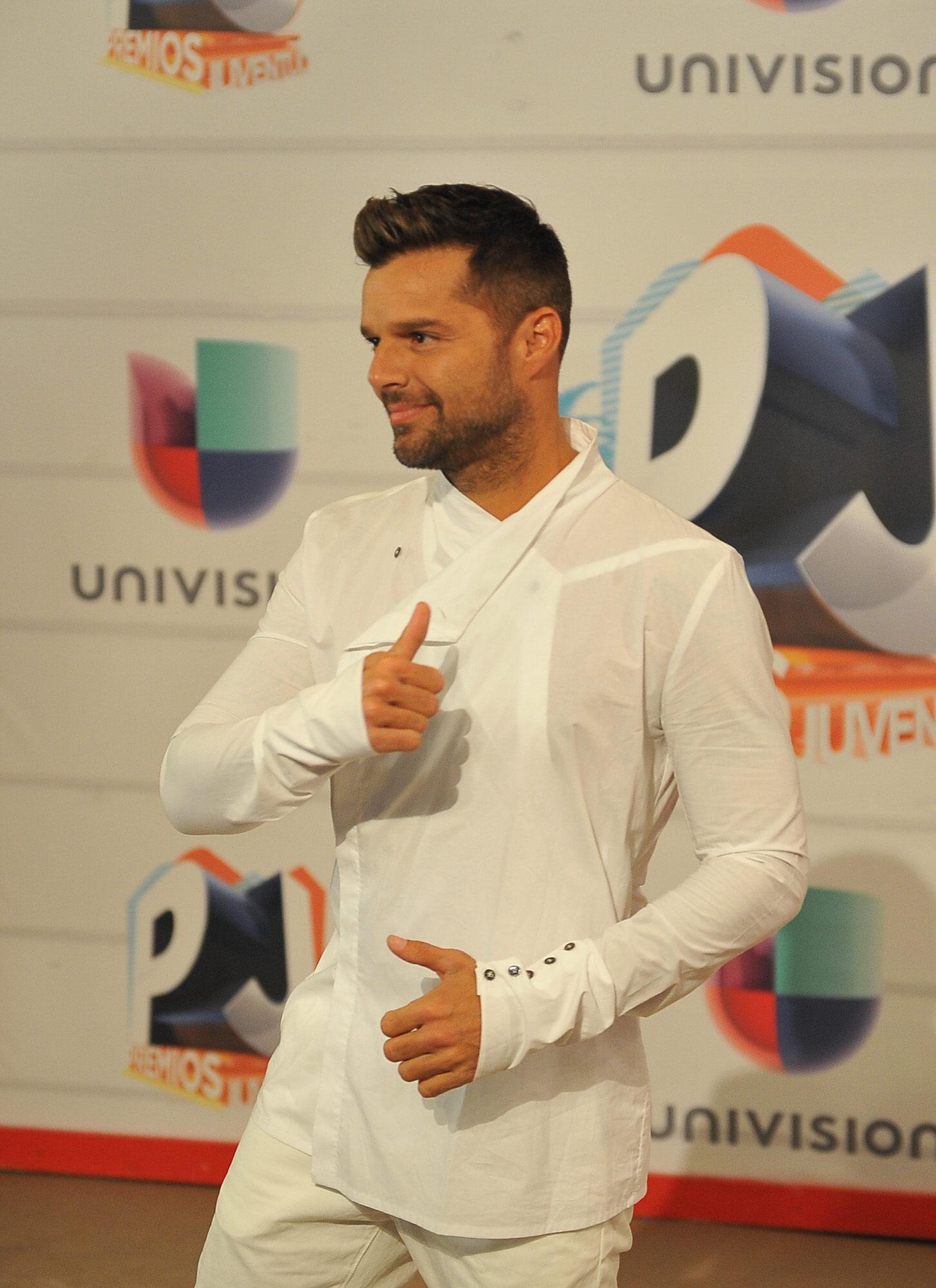 Ricky Martin confiesa que solía despreciar a los homosexuales