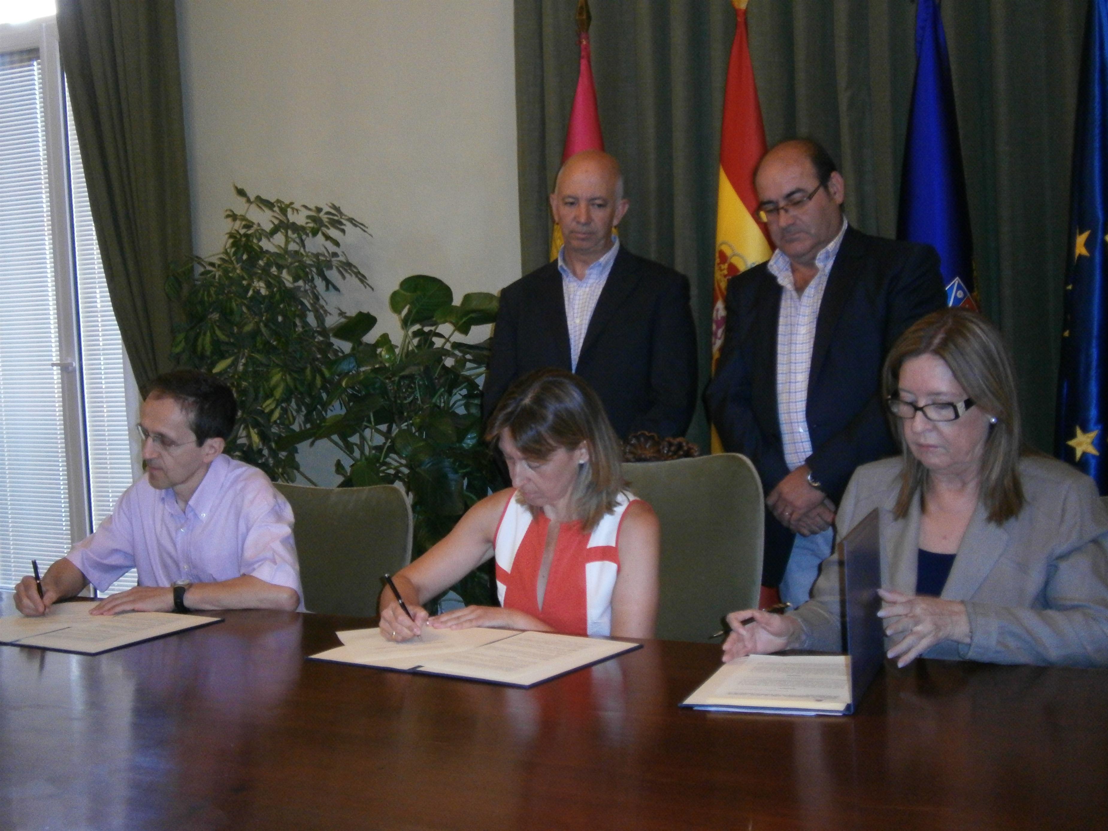 La Diputación de Guadalajara aporta 30.000 euros para la puesta en marcha de las salinas de Saelices