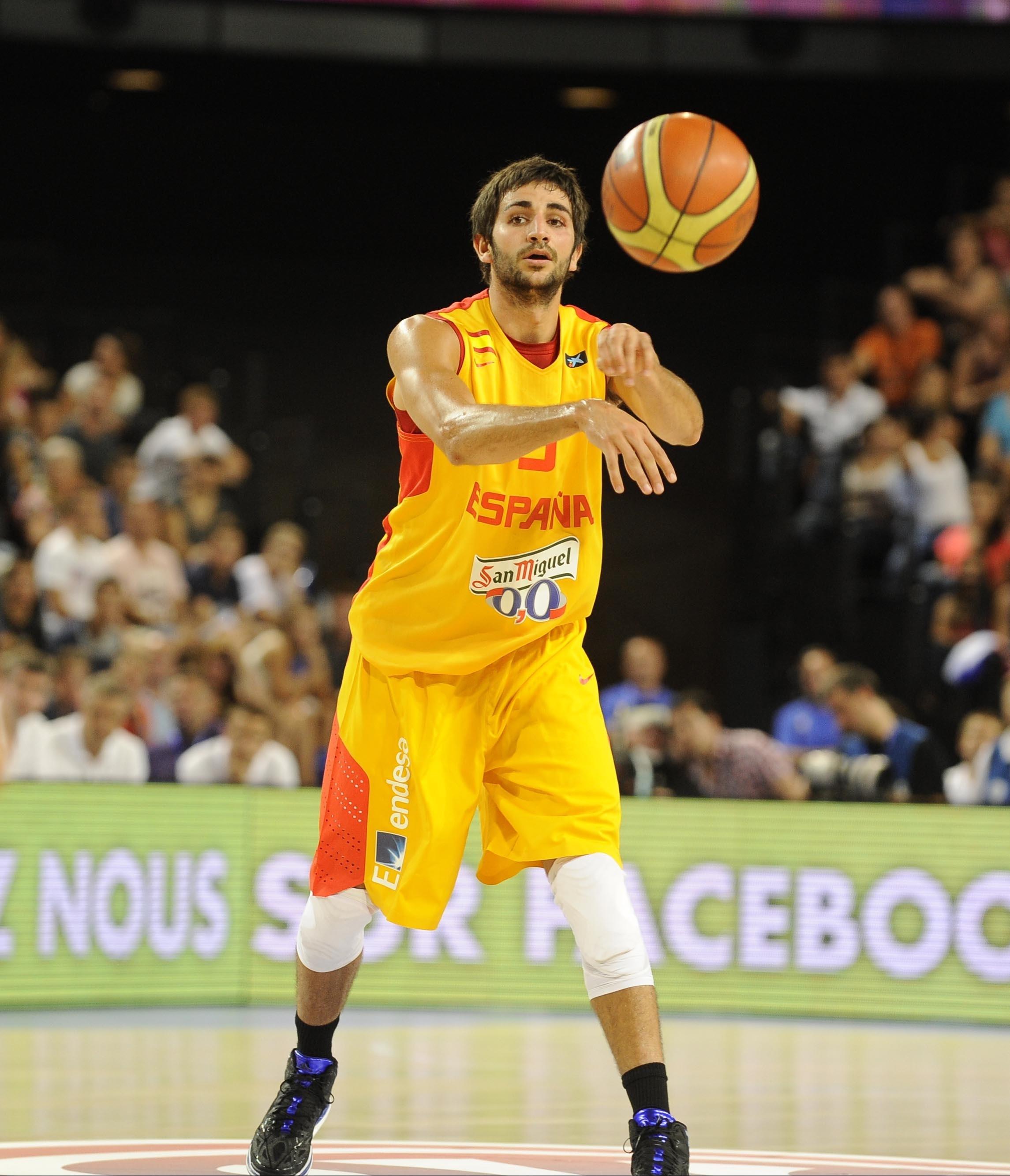 España cierra su preparación para el Eurobasket ante Gran Bretaña