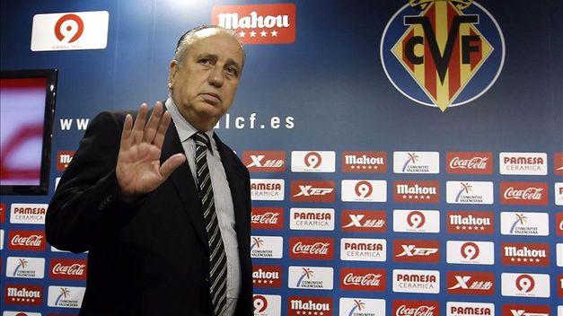 Roig dice que los horarios de los partidos son un «sacrificio para el club y para los aficionados»