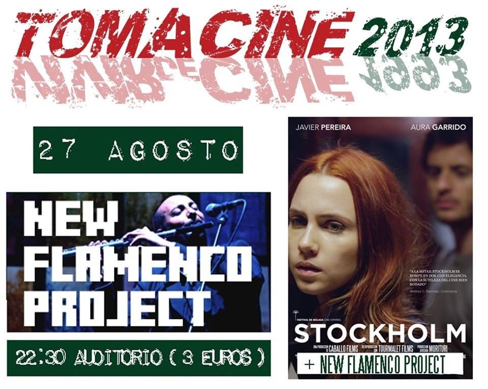 La actriz Aura Garrido recibe el premio »Promesa-Vivir de Cine» del Festival Tomacine-Tomatina Film Festival