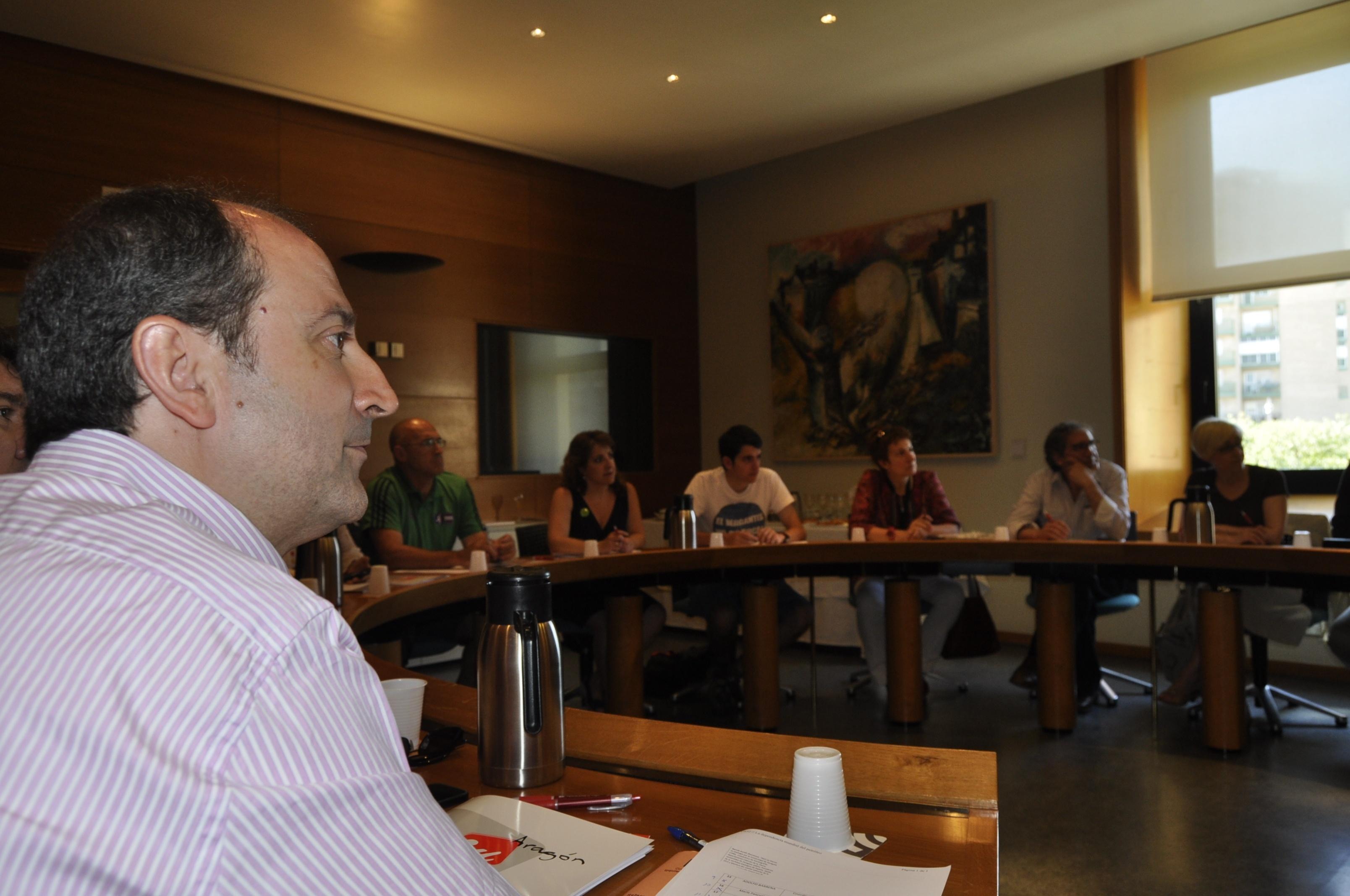IU critica en las Cortes la pérdida de derechos y condiciones laborales de los trabajadores de La Montañanesa