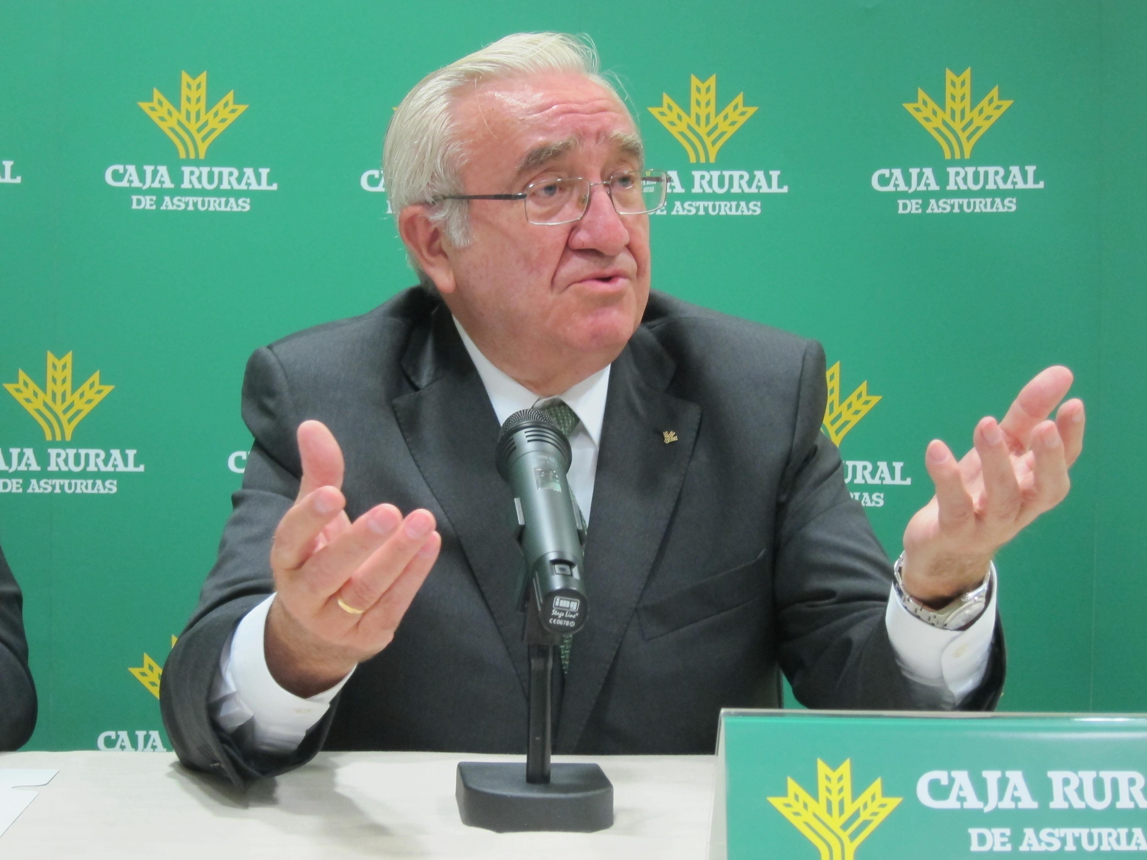 José María Quirós destaca la solvencia de Caja Rural de Asturias
