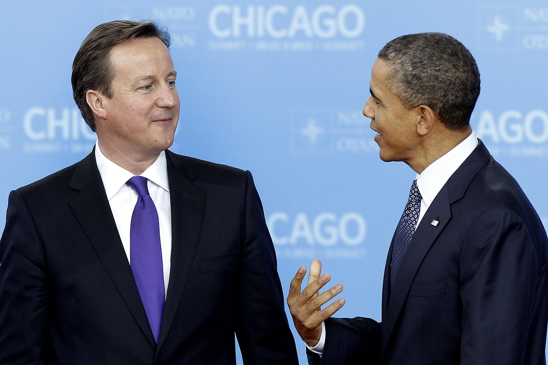 Cameron anuncia que convoca al Parlamento para un voto sobre Siria