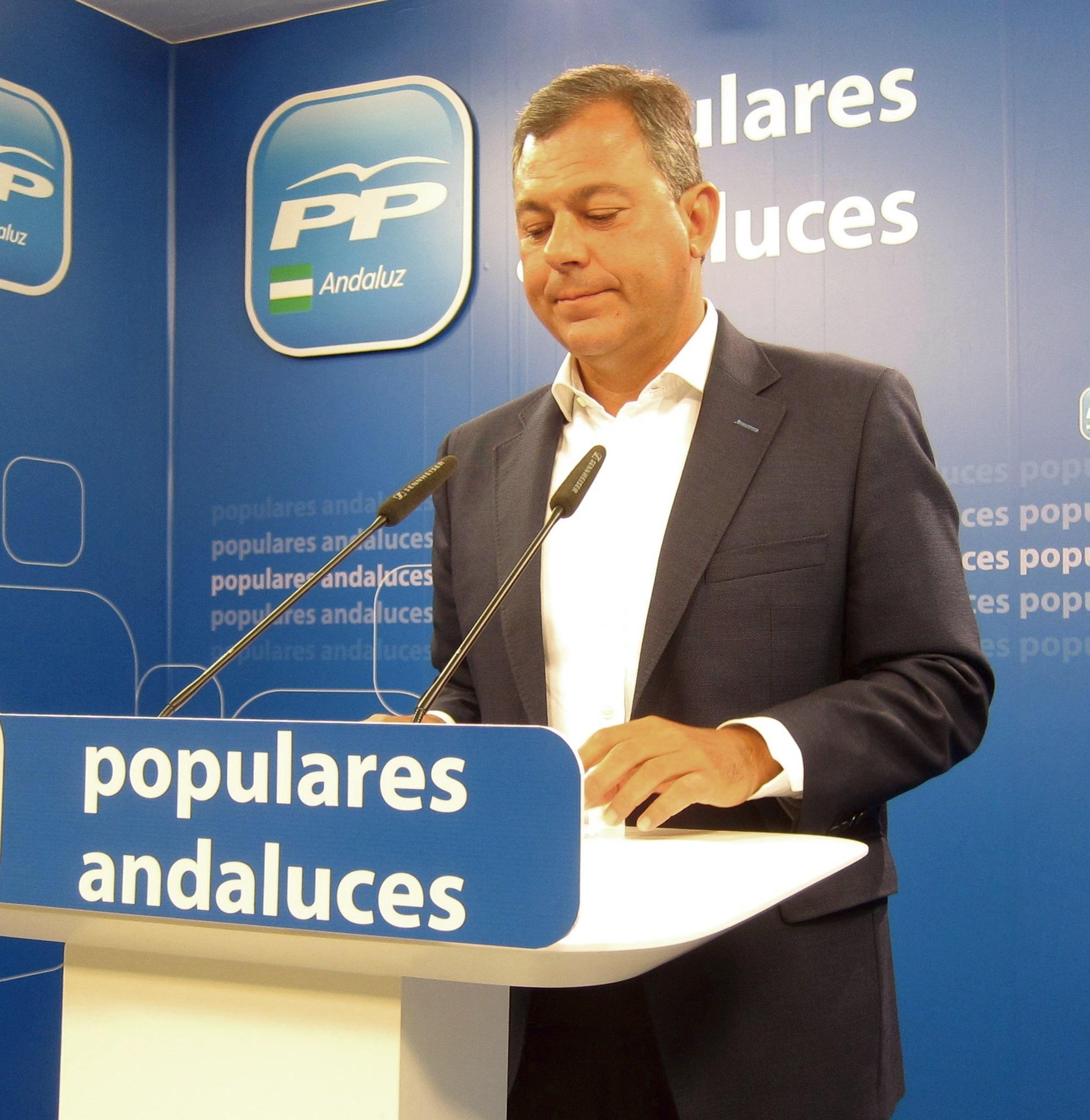El PP andaluz señala a Griñán como «peor presidente de la Junta» por haber consumado «el mayor engaño» a los andaluces