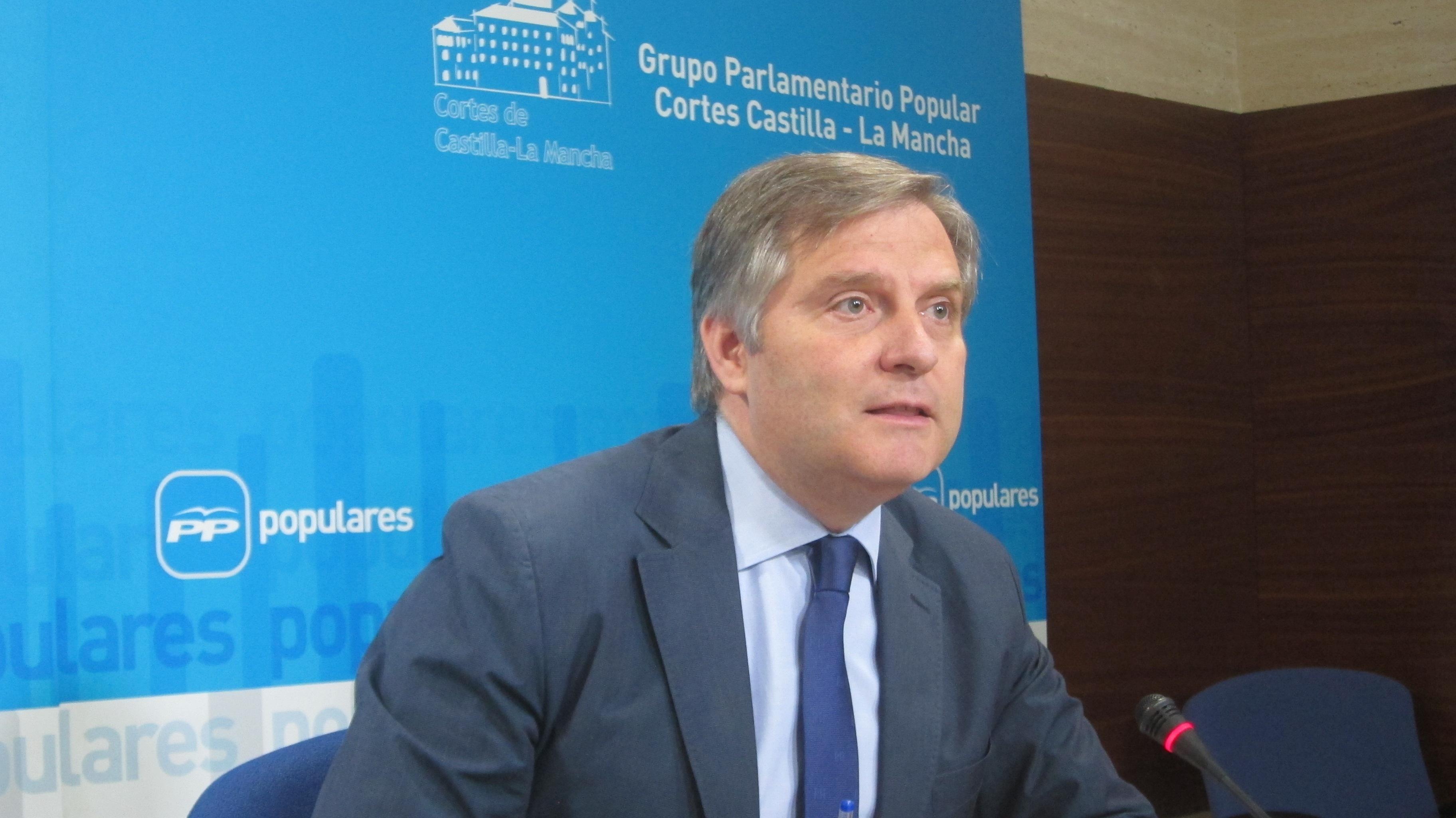 El PP responde al PSOE que las listas de espera «se han publicado y se están publicando cuando es conveniente»