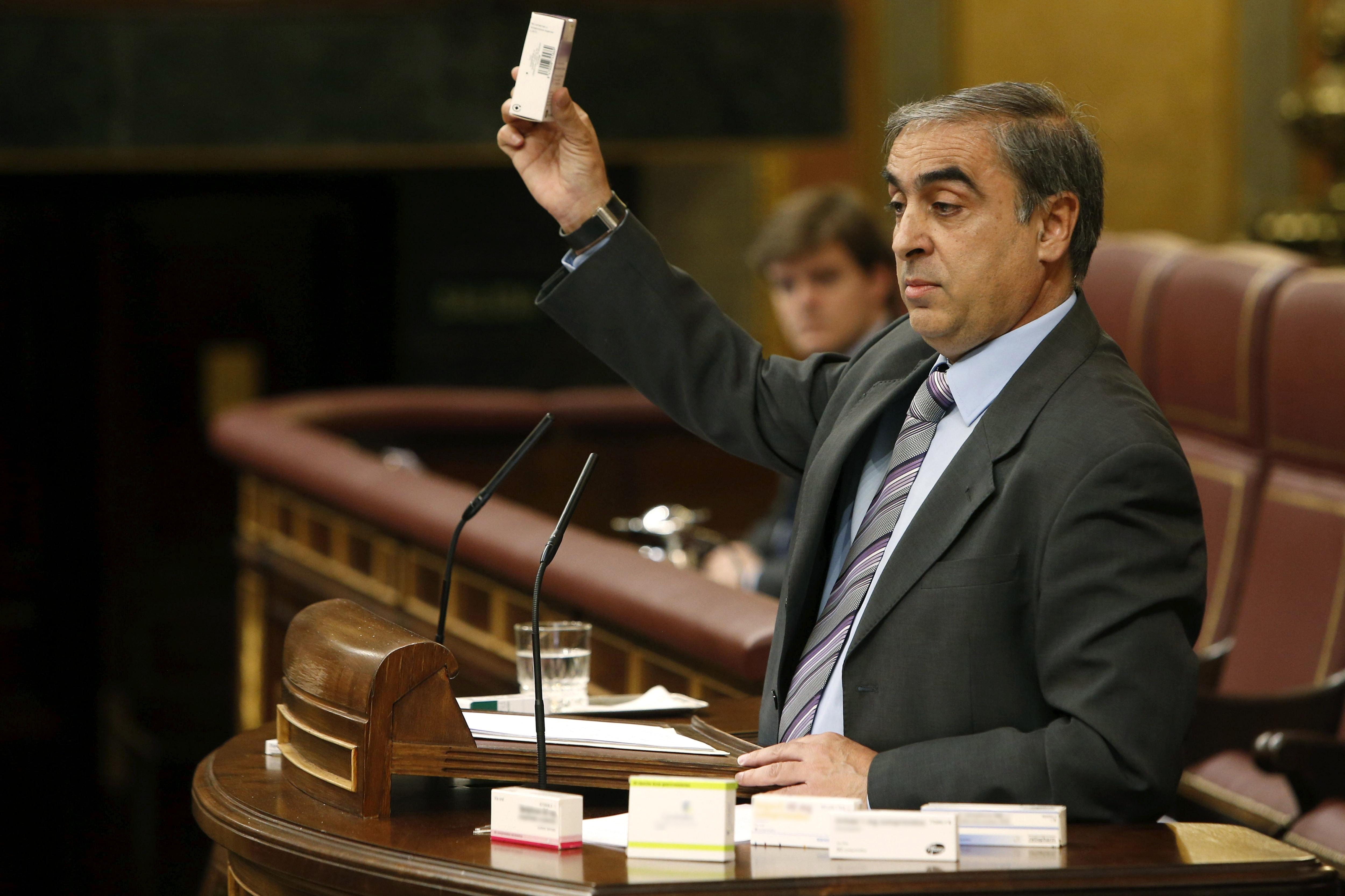 El PSOE pide un plan de choque para las listas de espera quirúrgica