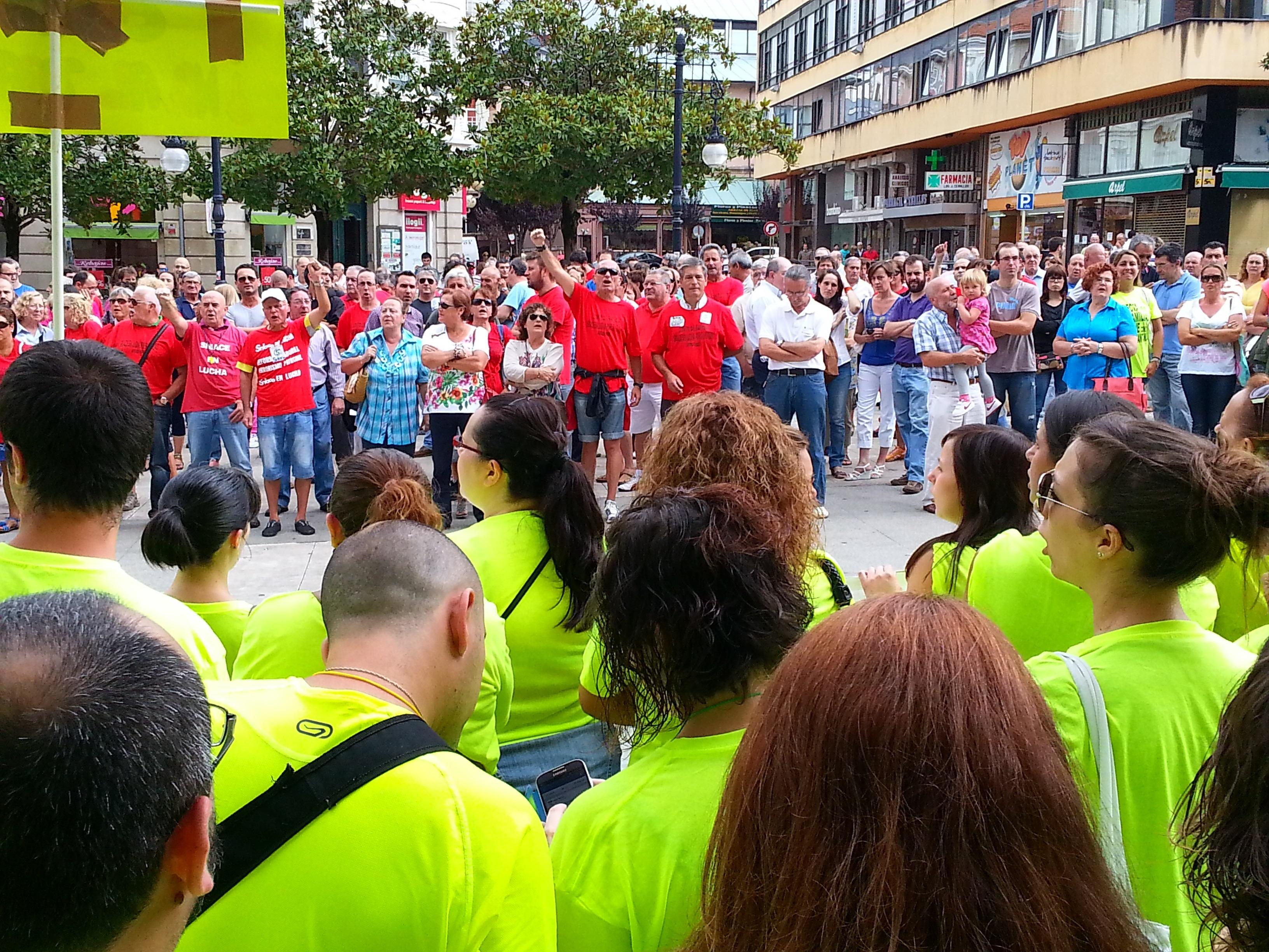 El PSOE presenta una moción al Pleno en defensa de los puestos de trabajo de Golden Line
