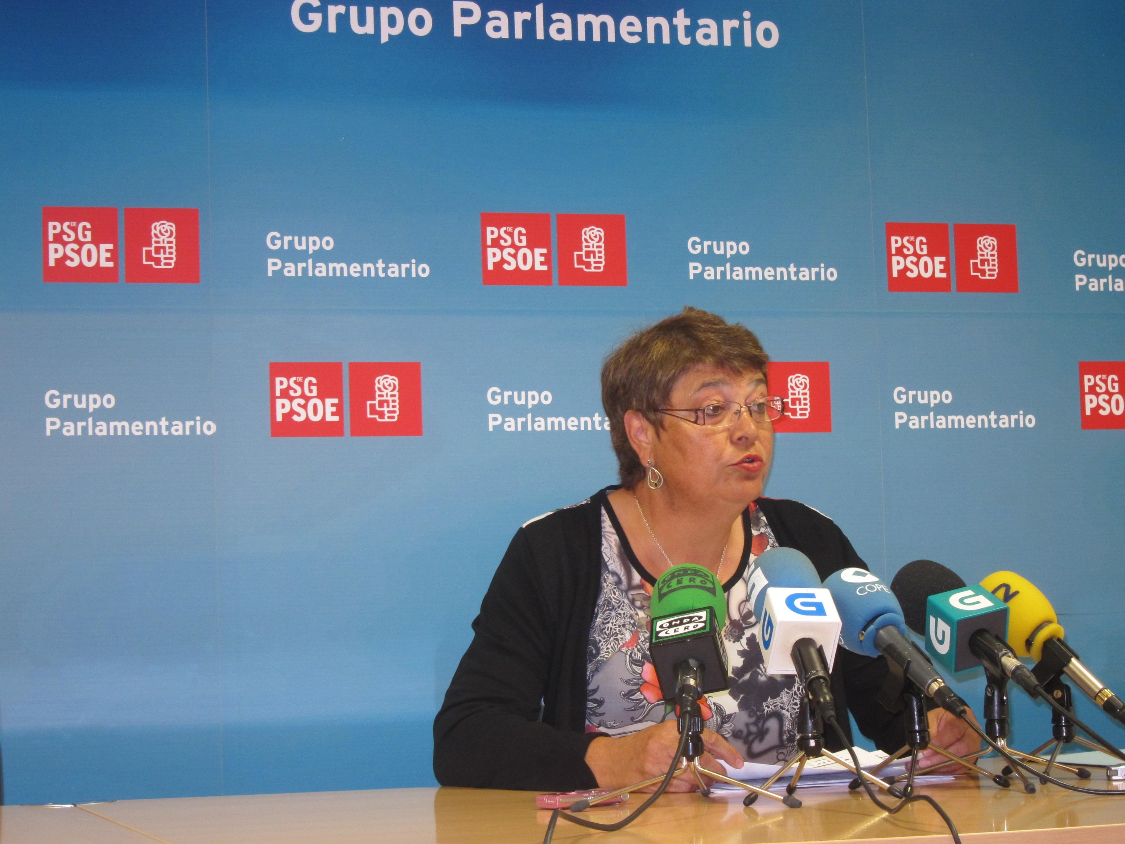 El PSdeG advierte de que Galicia podría perder cerca de 1.500 millones de euros de fondos europeos sin ejecutar
