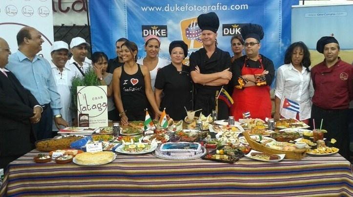 Las Palmas de Gran Canaria degustará 29 cocinas internacionales en la cuarta edición del »Cine+Food»