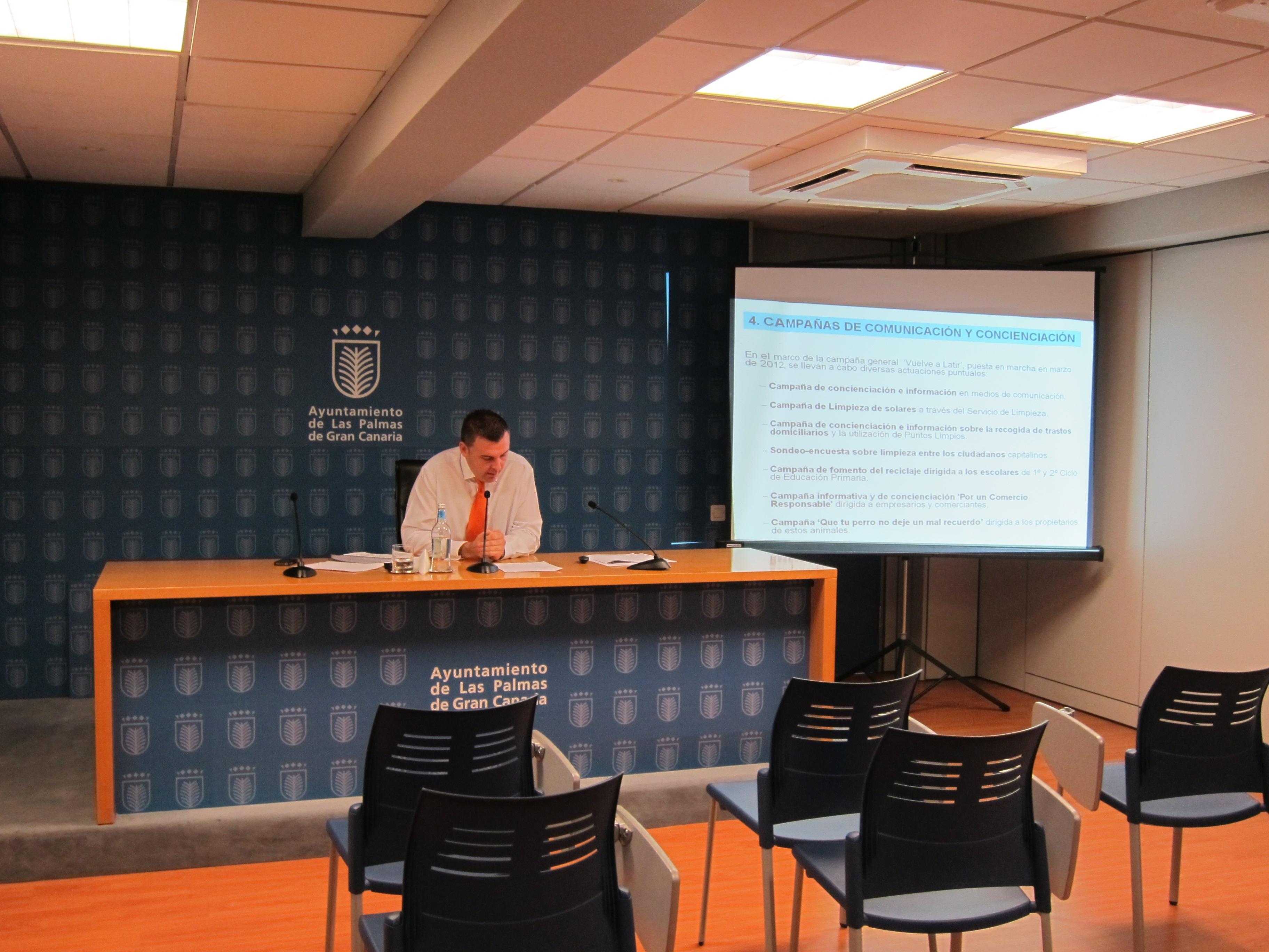 Las Palmas de Gran Canaria recoge en dos años nueve millones de kilos de residuos con la campaña »LPGC vuelve a latir»