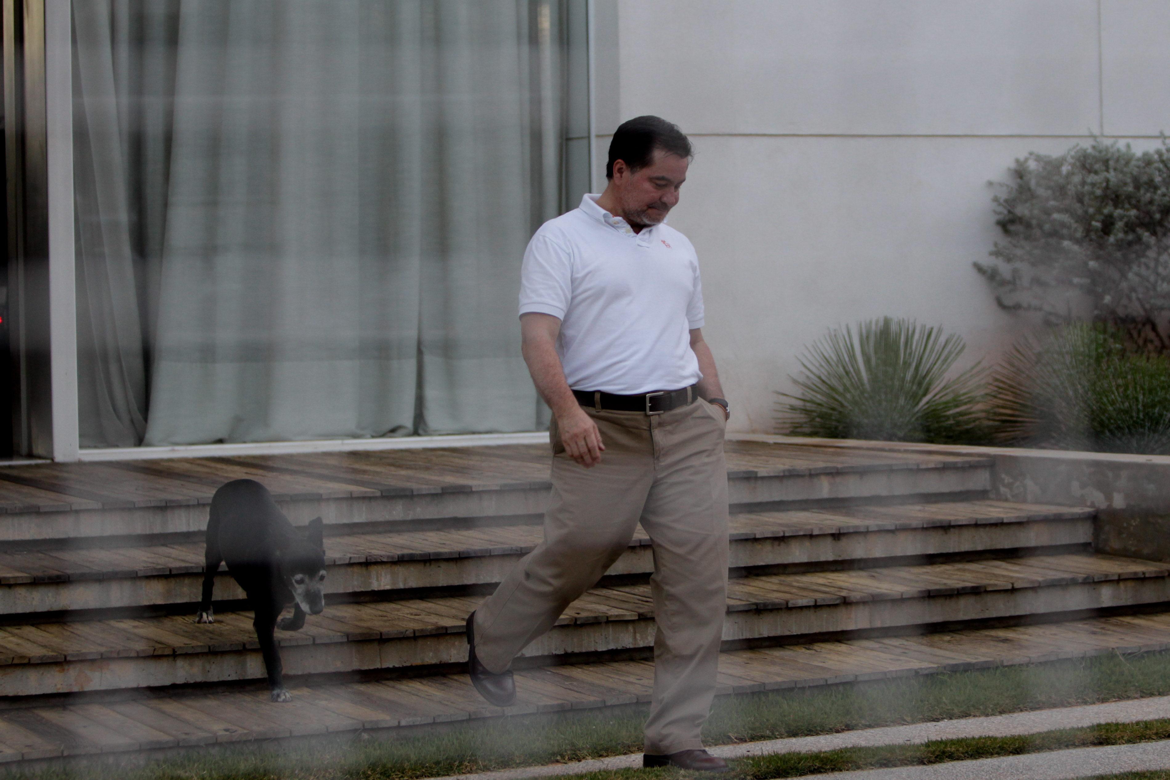 El Gobierno de Bolivia dice que Pinto tiene cuatro procesos pendientes y una condena
