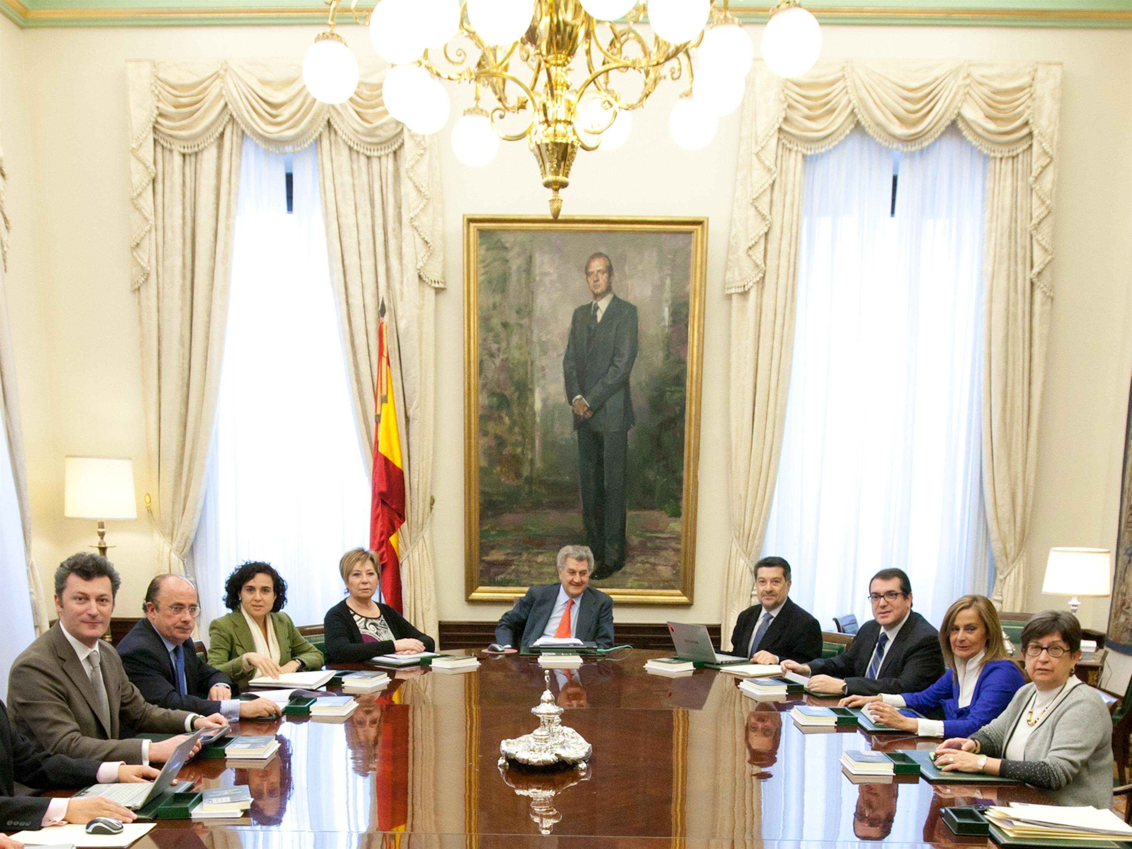 El PP veta en la Mesa del Congreso el primer intento de interpelar a Rajoy