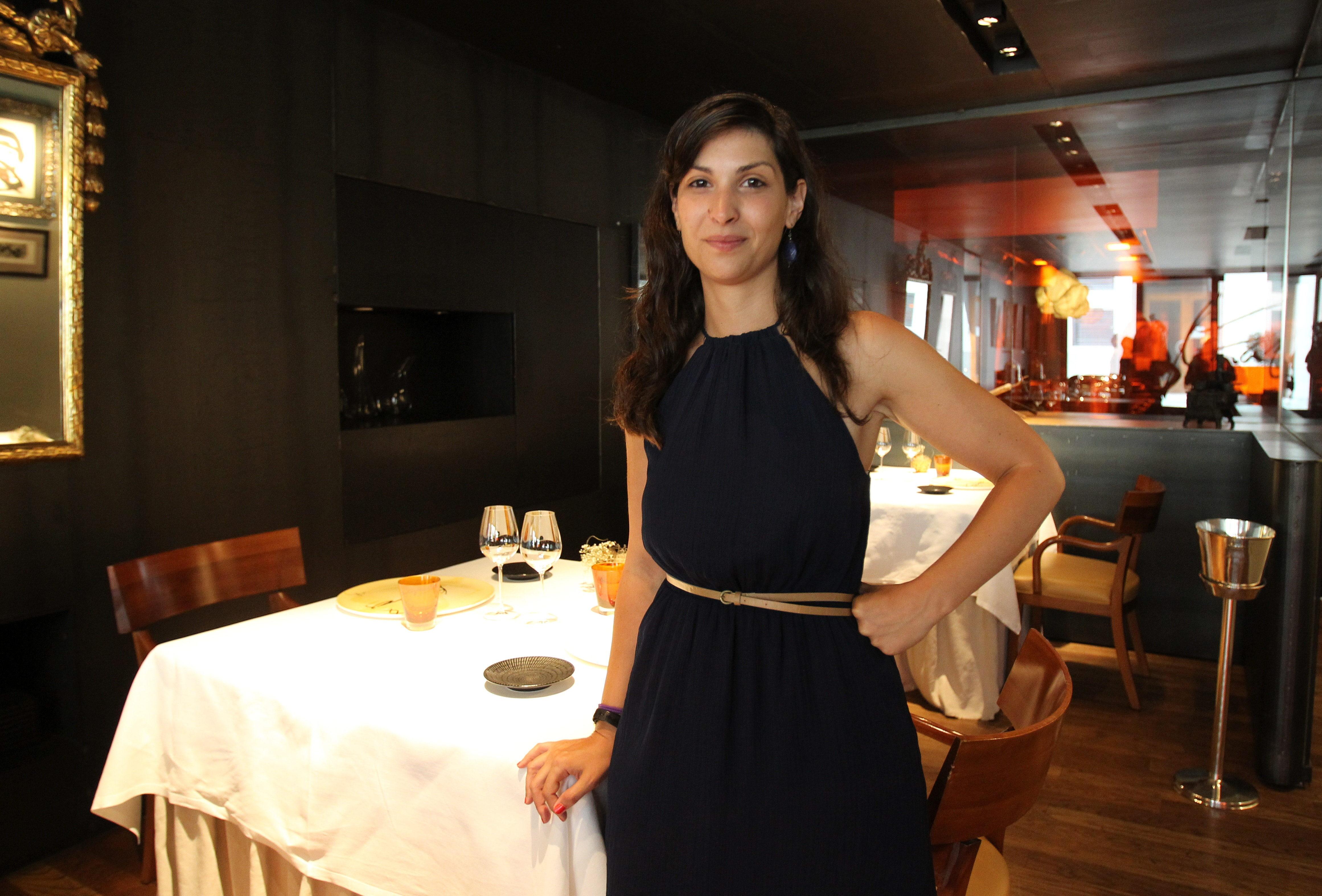 Regina Santamaría espera que el cierre de Can Fabes el 31 agosto sea temporal