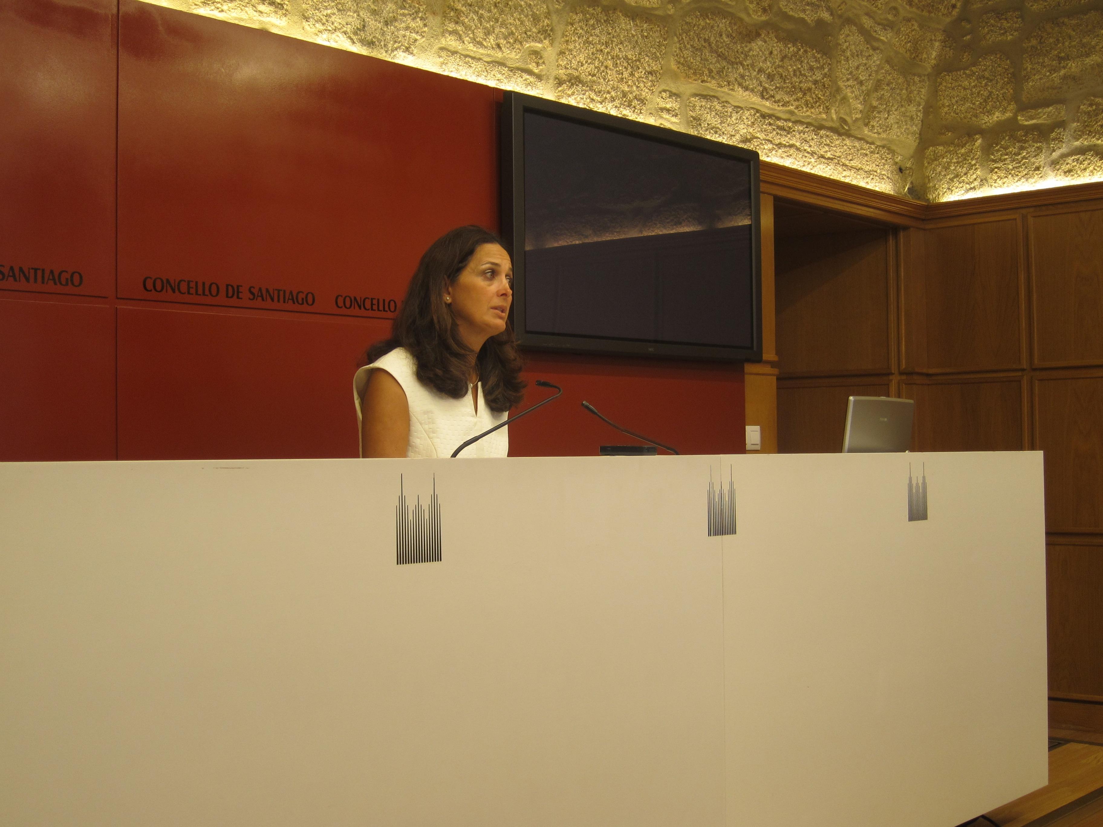 Santiago pide que se definan las causas del siniestro y que el AVE de Galicia cuente con todas las garantías