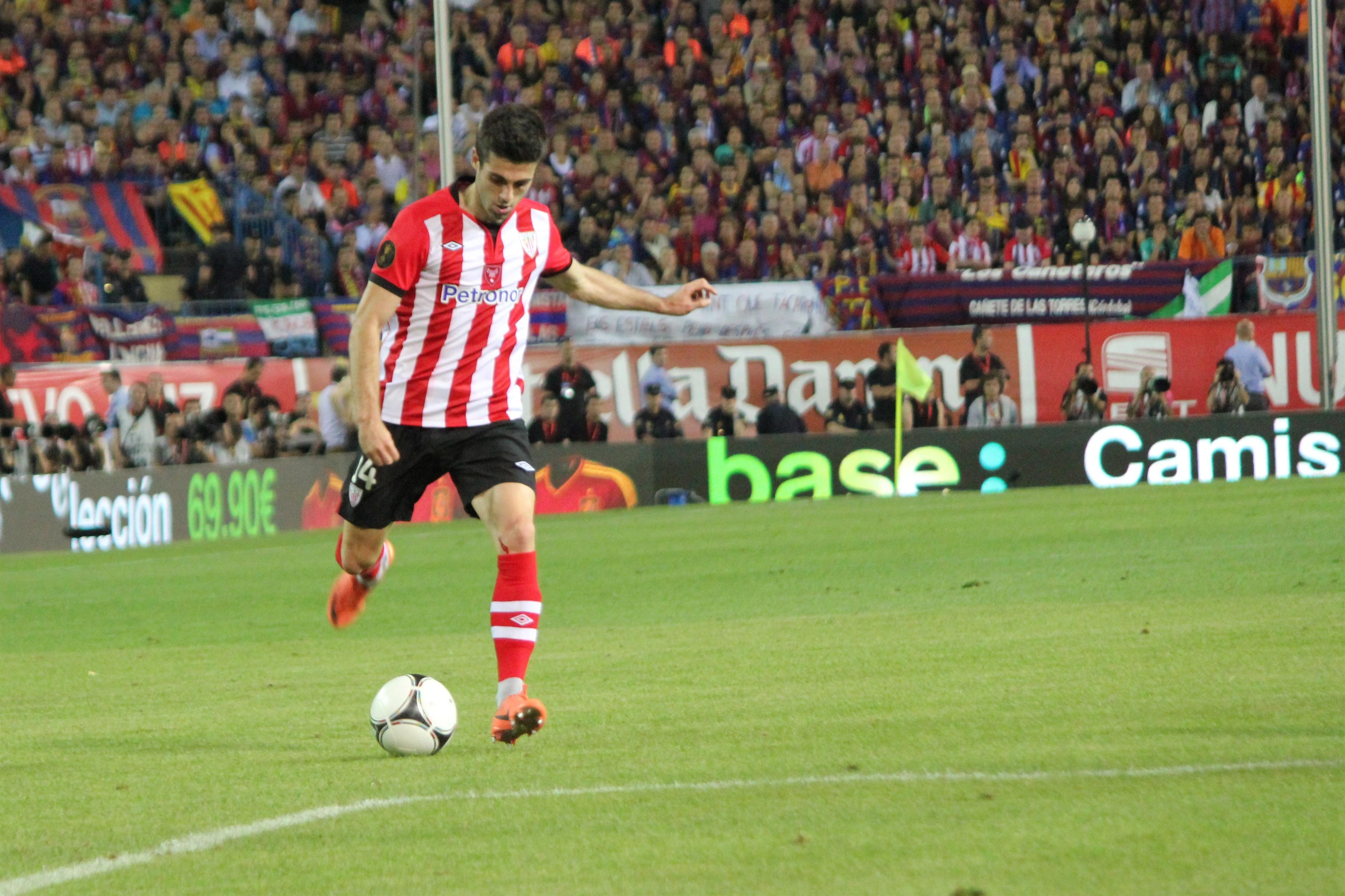 Susaeta quiere una mejora del Athletic para sacar algo positivo del Bernabéu