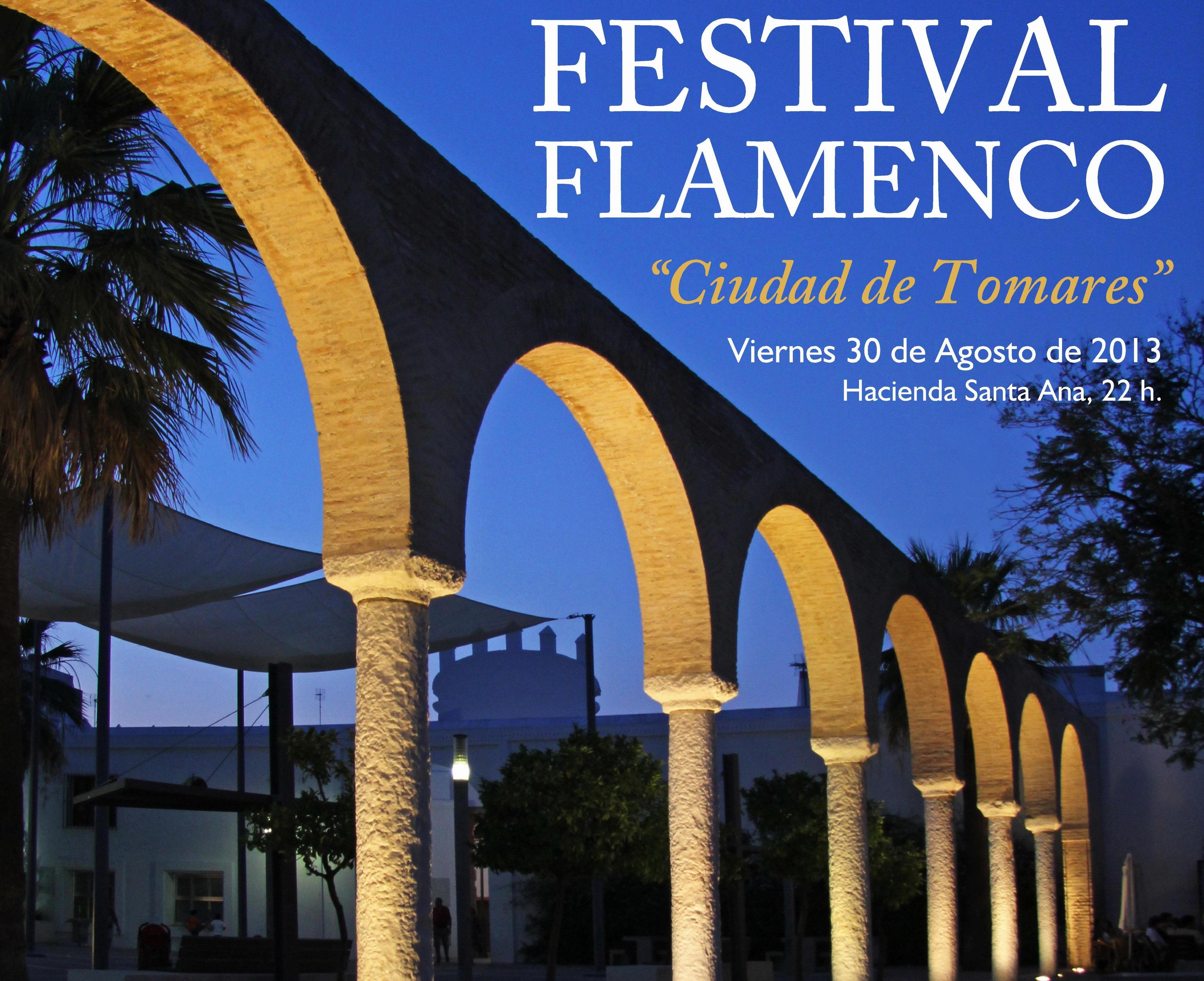Tomares celebra este viernes la XXXVIII Edición del Festival Flamenco con artistas de la localidad