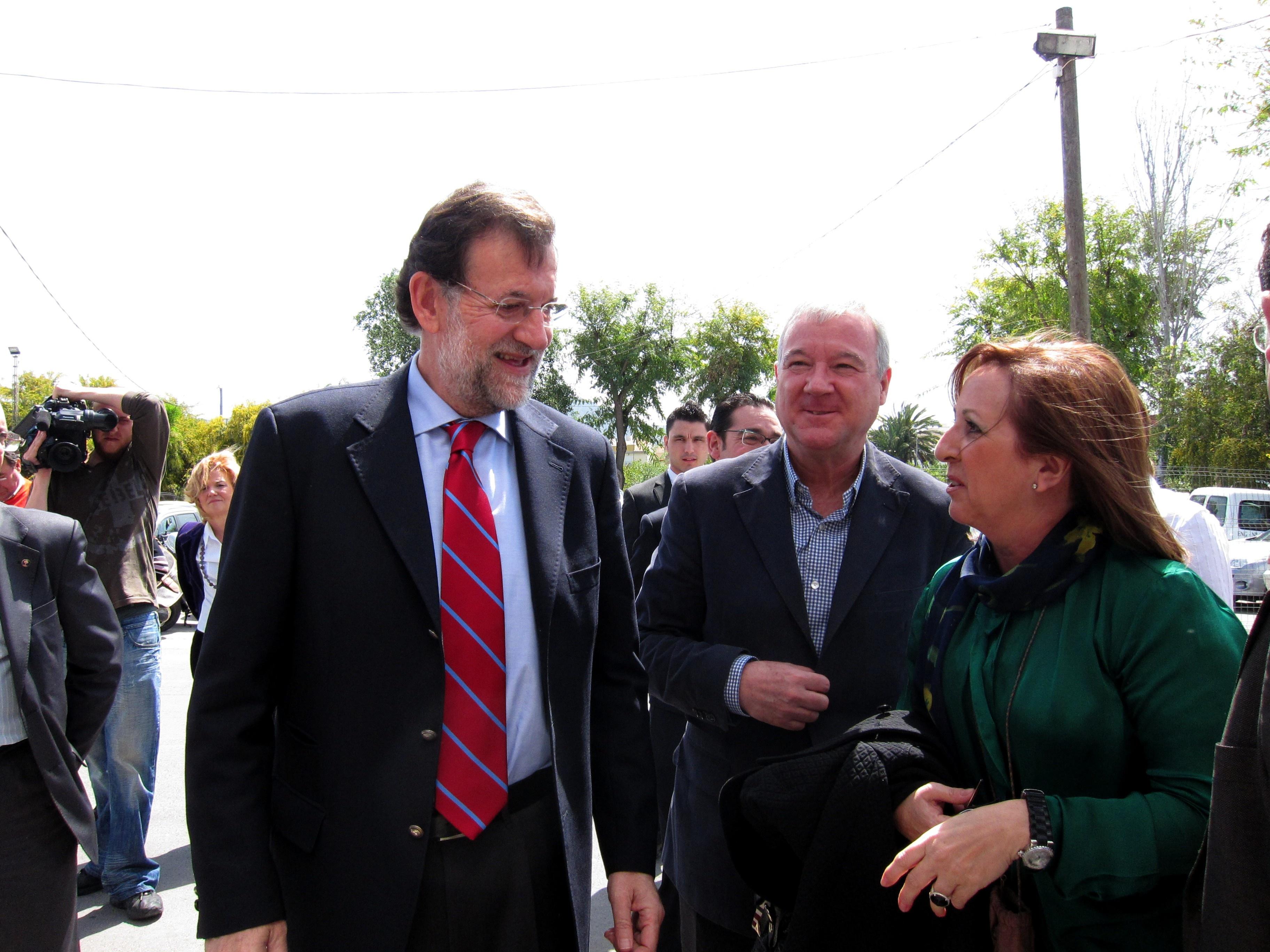 Valcárcel se reúne este miércoles con Rajoy, al que planteará un reparto presupuestario equitativo para las CCAA