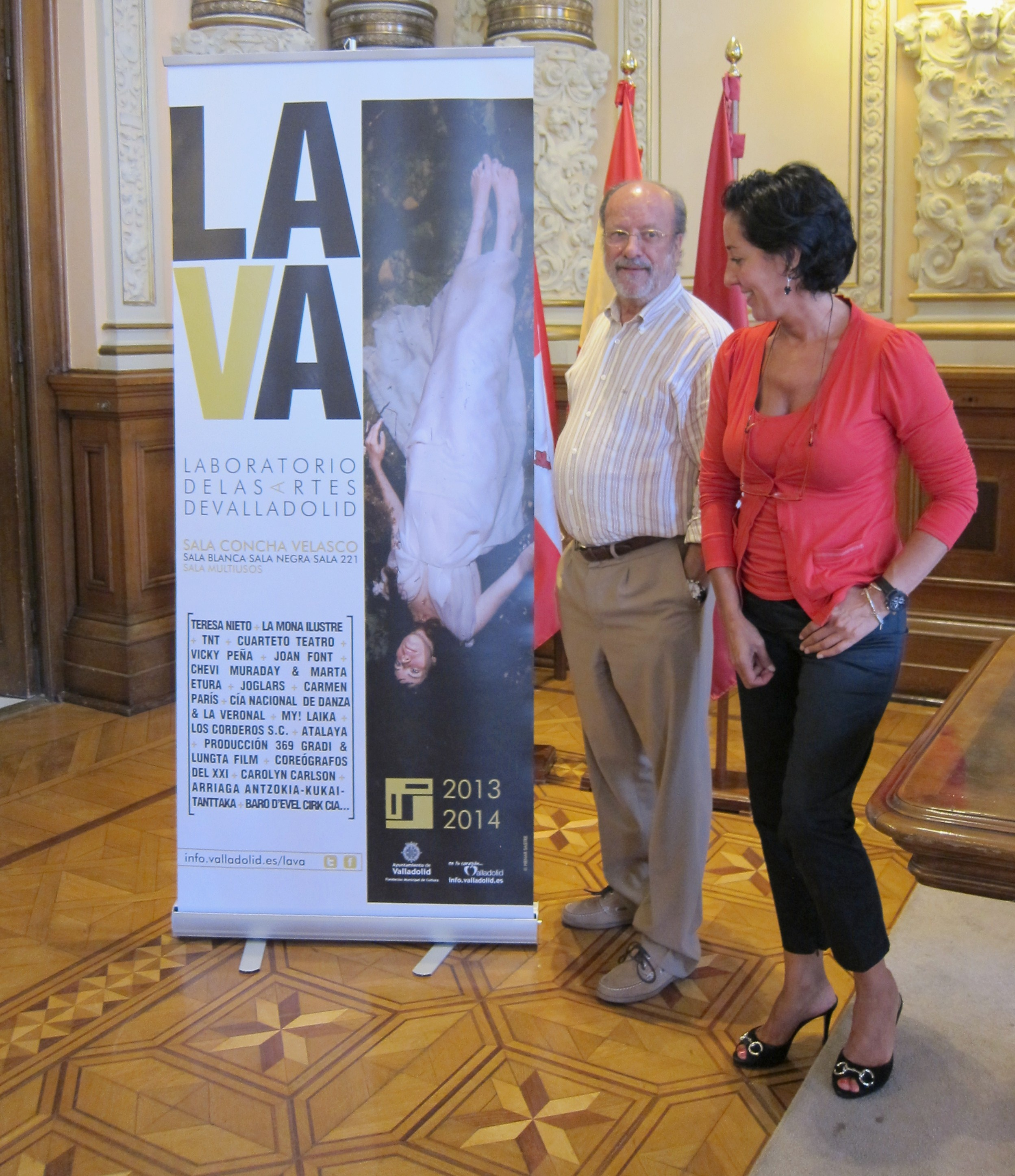 Un total de 18 compañías llenará de teatro, danza, circo y música el Laboratorio de las Artes de Valladolid en 2013/14