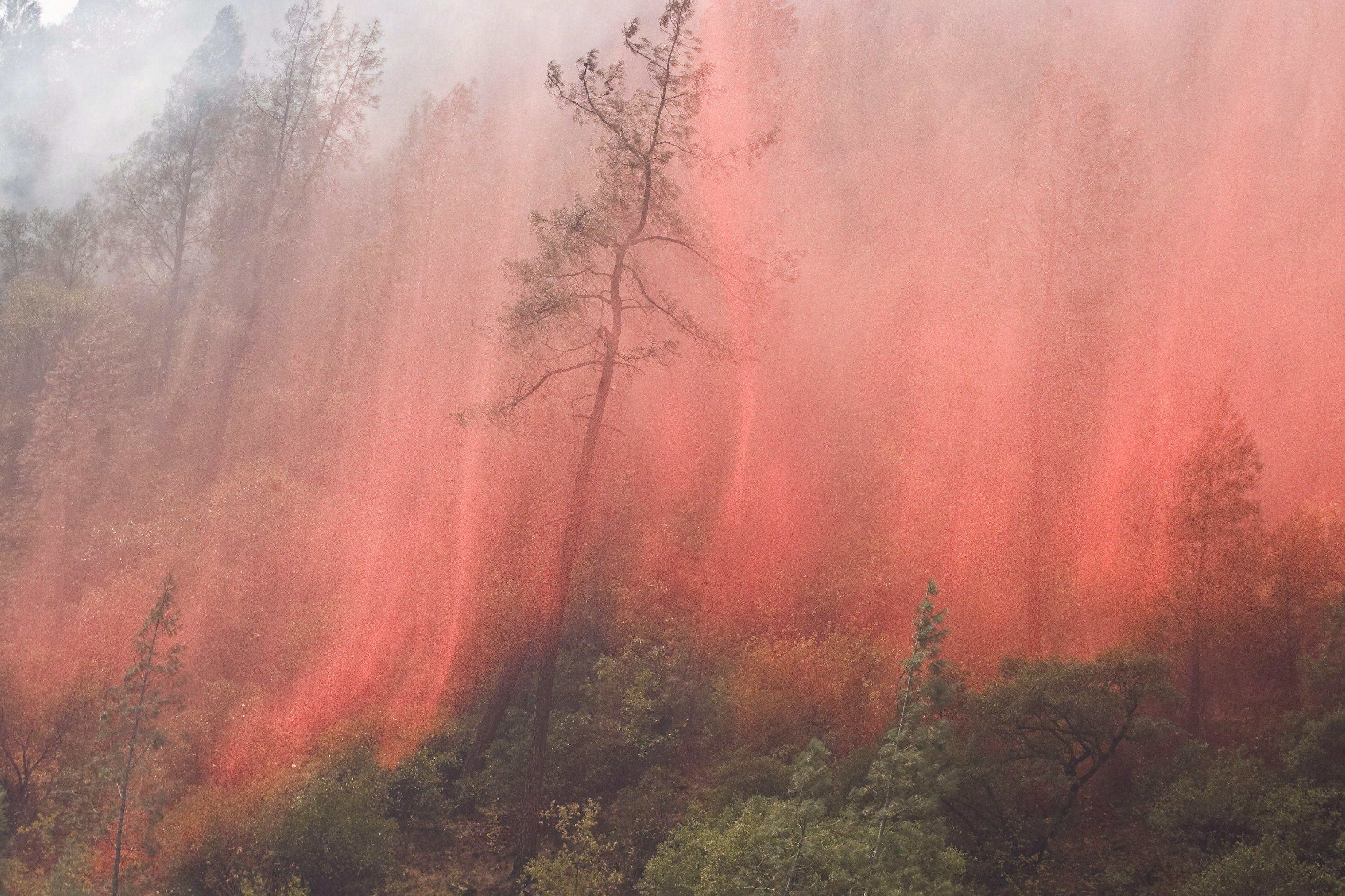 Un incendio en California amenaza el suministro de agua de San Francisco