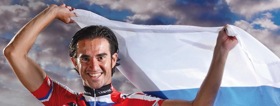Dani Moreno vence en »el Fin del Mundo» y logra el primer triunfo español en la Vuelta