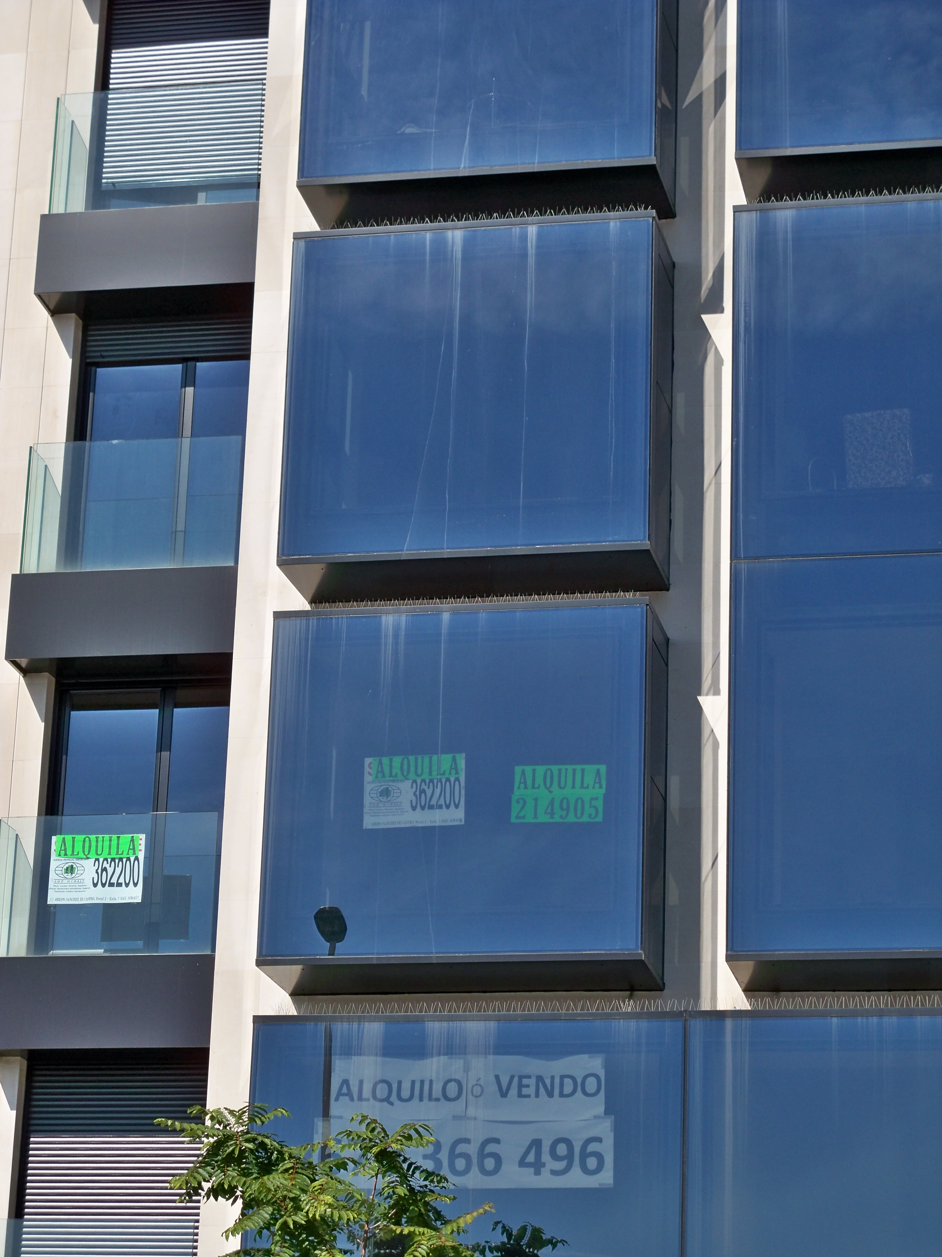El precio del alquiler en Euskadi cae un 0,3% en julio y se sitúa en 9,75 euros por metro cuadrado