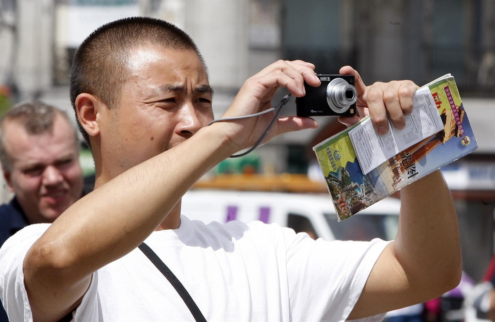 El turista extranjero gasta un 2,3 por ciento más durante los siete primeros meses del año