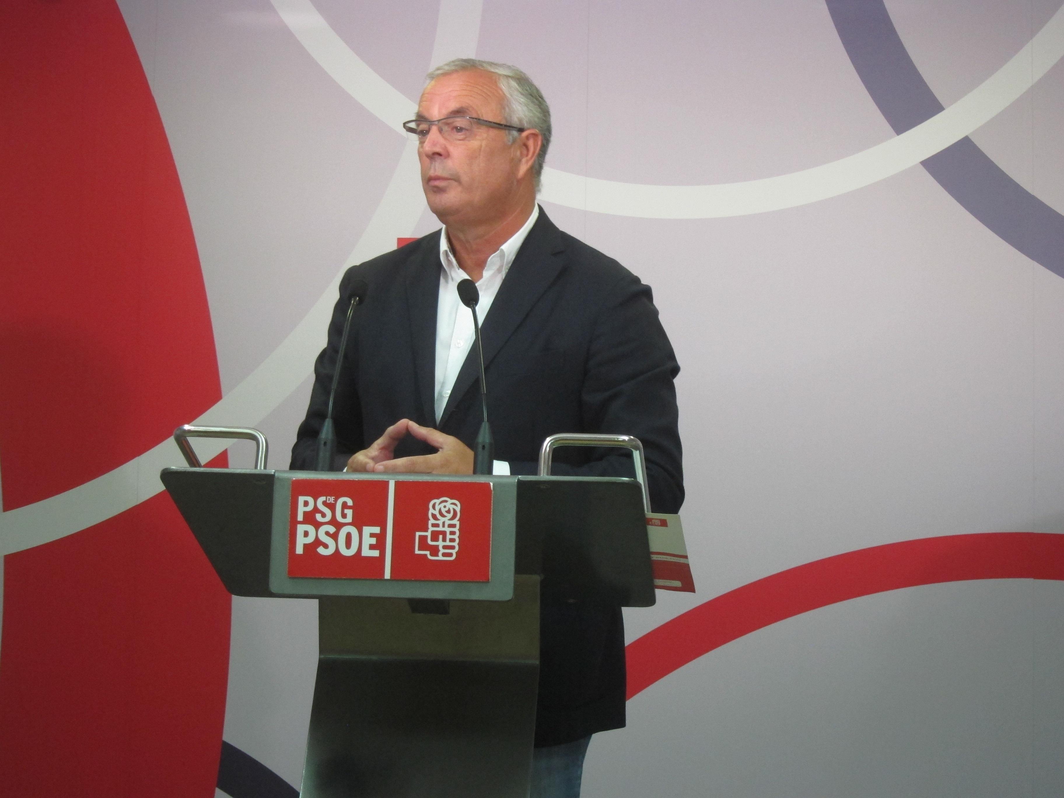 (AM) Pachi Vázquez se va «con orgullo» por lograr las primarias, ya que «es imposible dar más voz» a la militancia