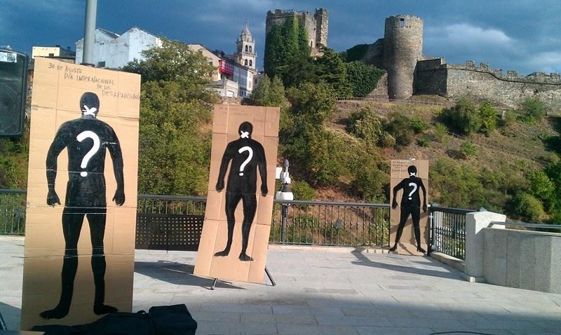 La ARMH conmemora el viernes en Ponferrada (León) el Día Internacional de los Desaparecidos
