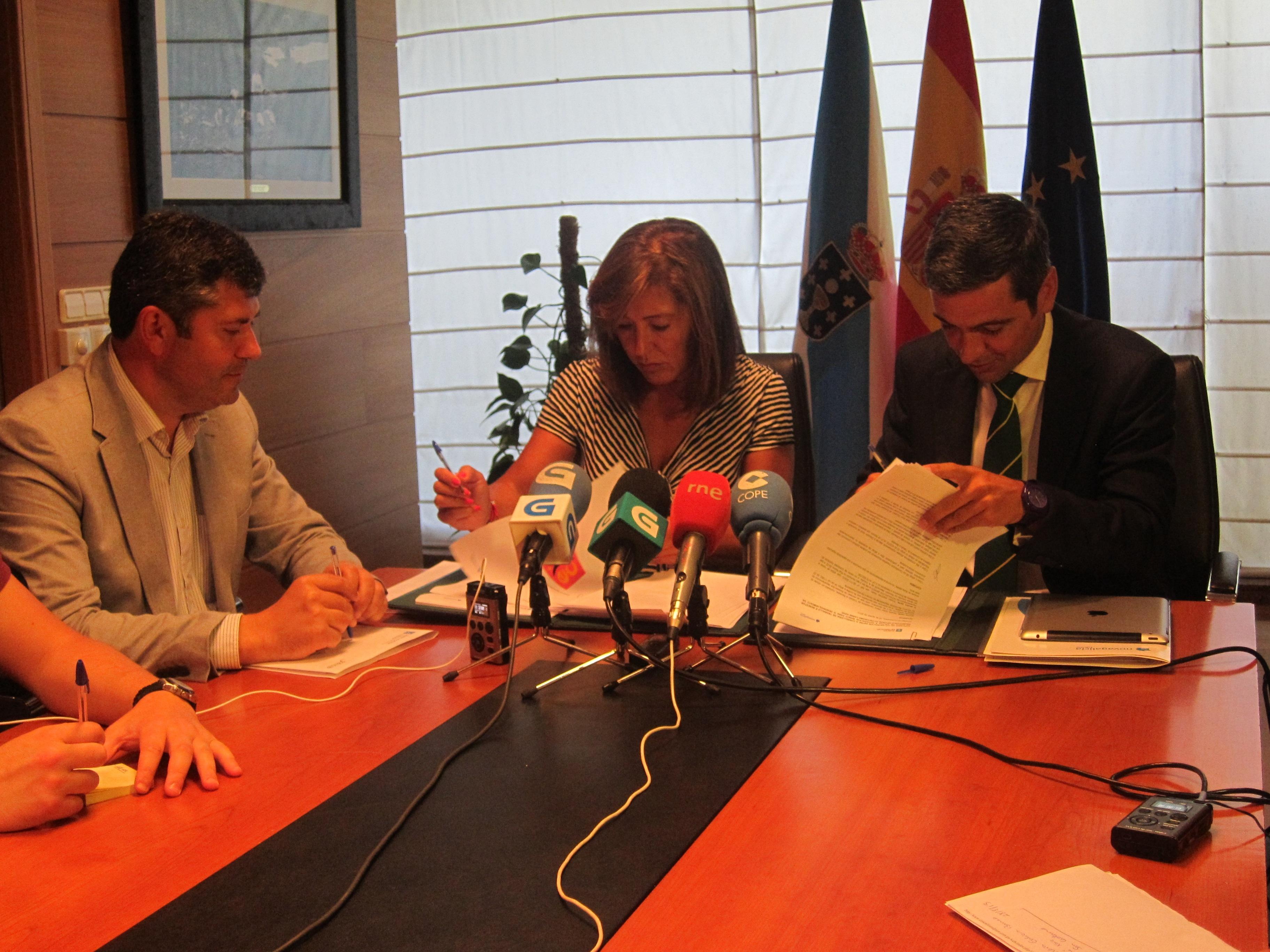 (Amp.) Novagalicia dice que «ojalá» quien compre la entidad «mantenga los centros de decisión en Galicia»