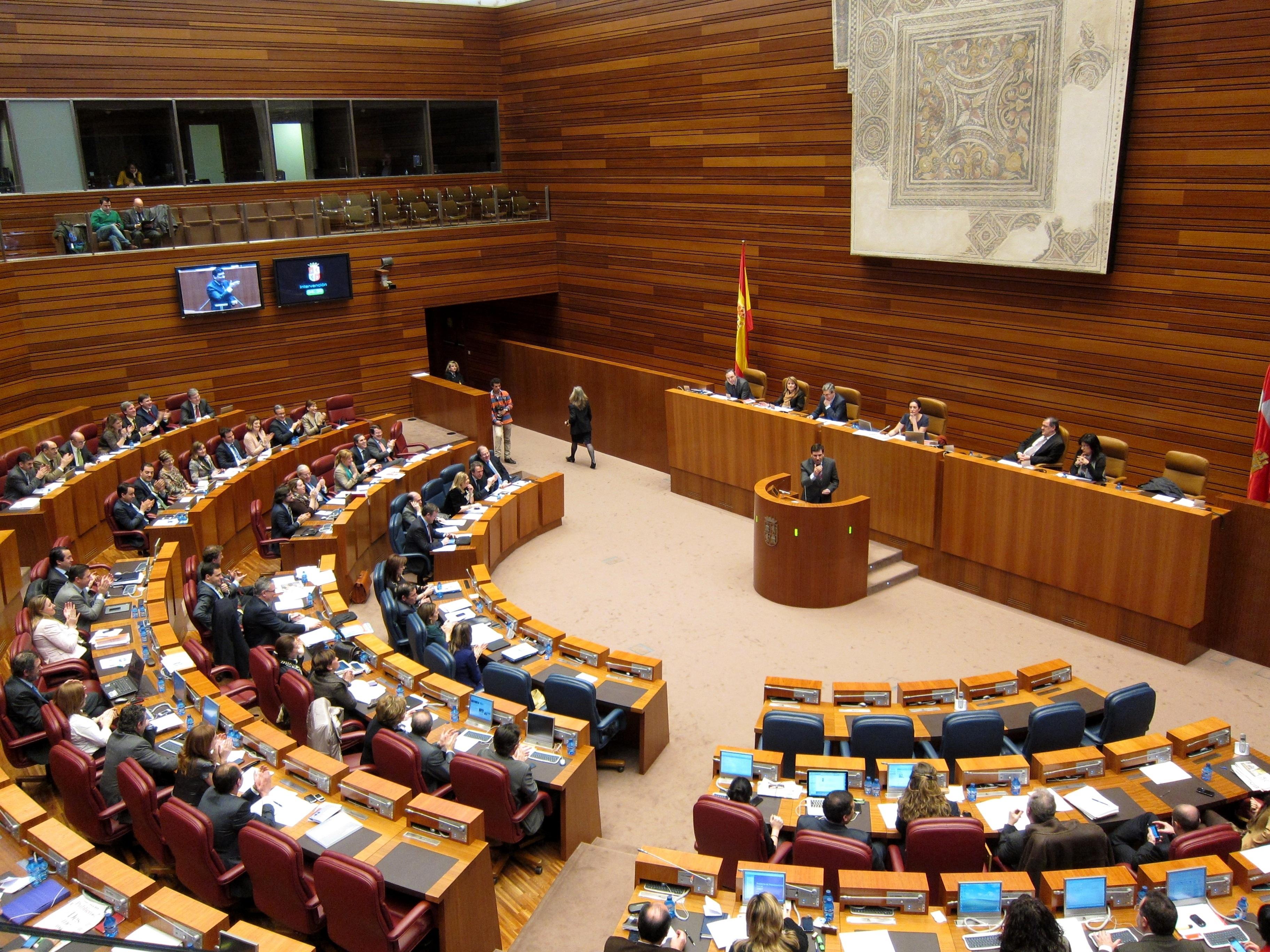 Aprobado el techo de gasto para 2014 con la oposición de PSOE y Grupo Mixto que ven nuevos recortes