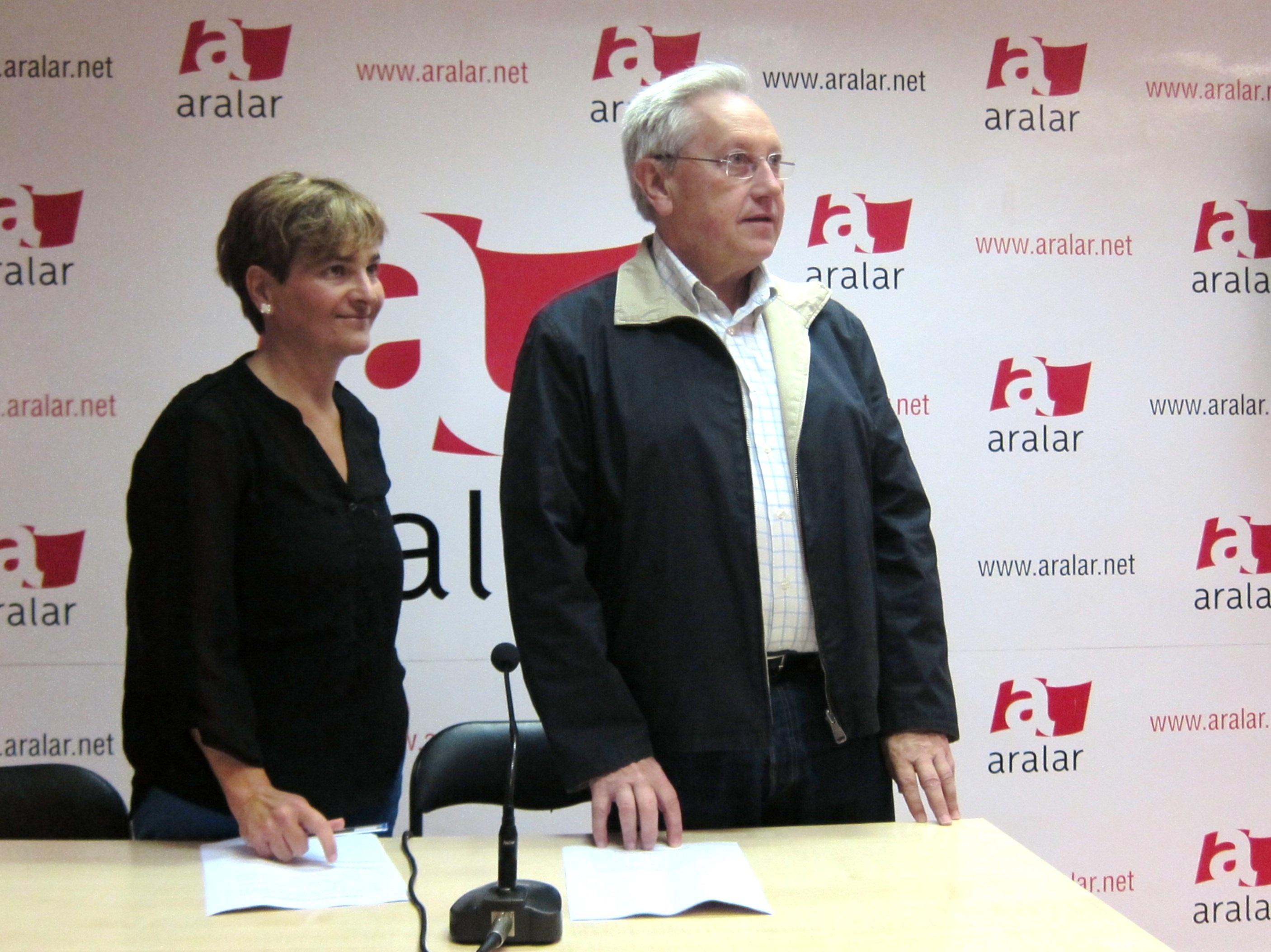 Aralar reclama la amnistía y pide a ETA su desarme y al Estado español que «derogue todas las leyes de excepción»